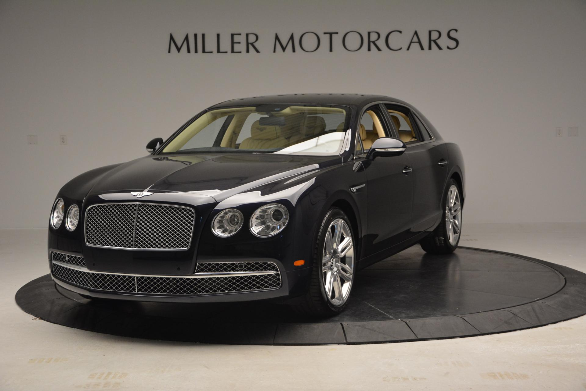 Used 2016 Bentley Flying Spur W12 For Sale In Westport, CT 39_main