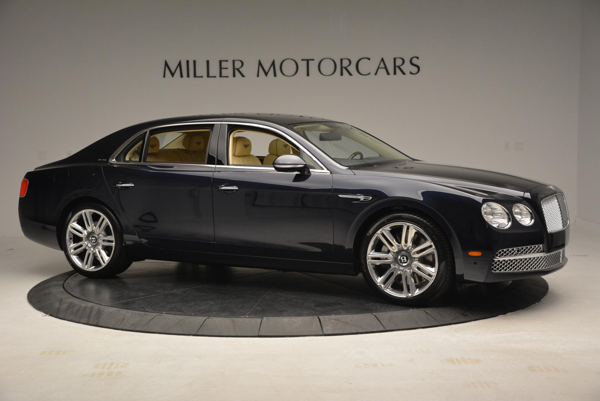 Used 2016 Bentley Flying Spur W12 For Sale In Westport, CT 39_p10
