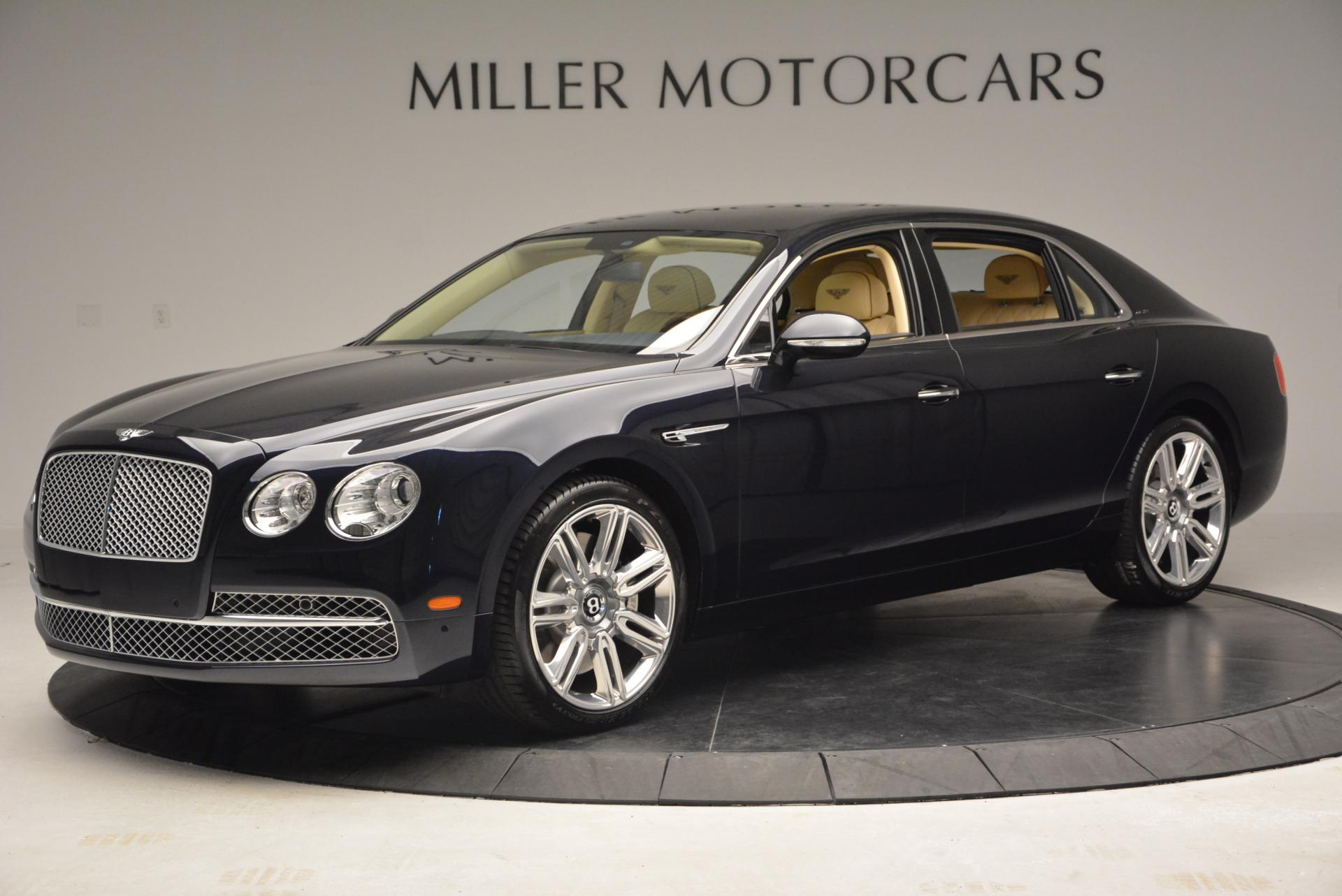Used 2016 Bentley Flying Spur W12 For Sale In Westport, CT 39_p2