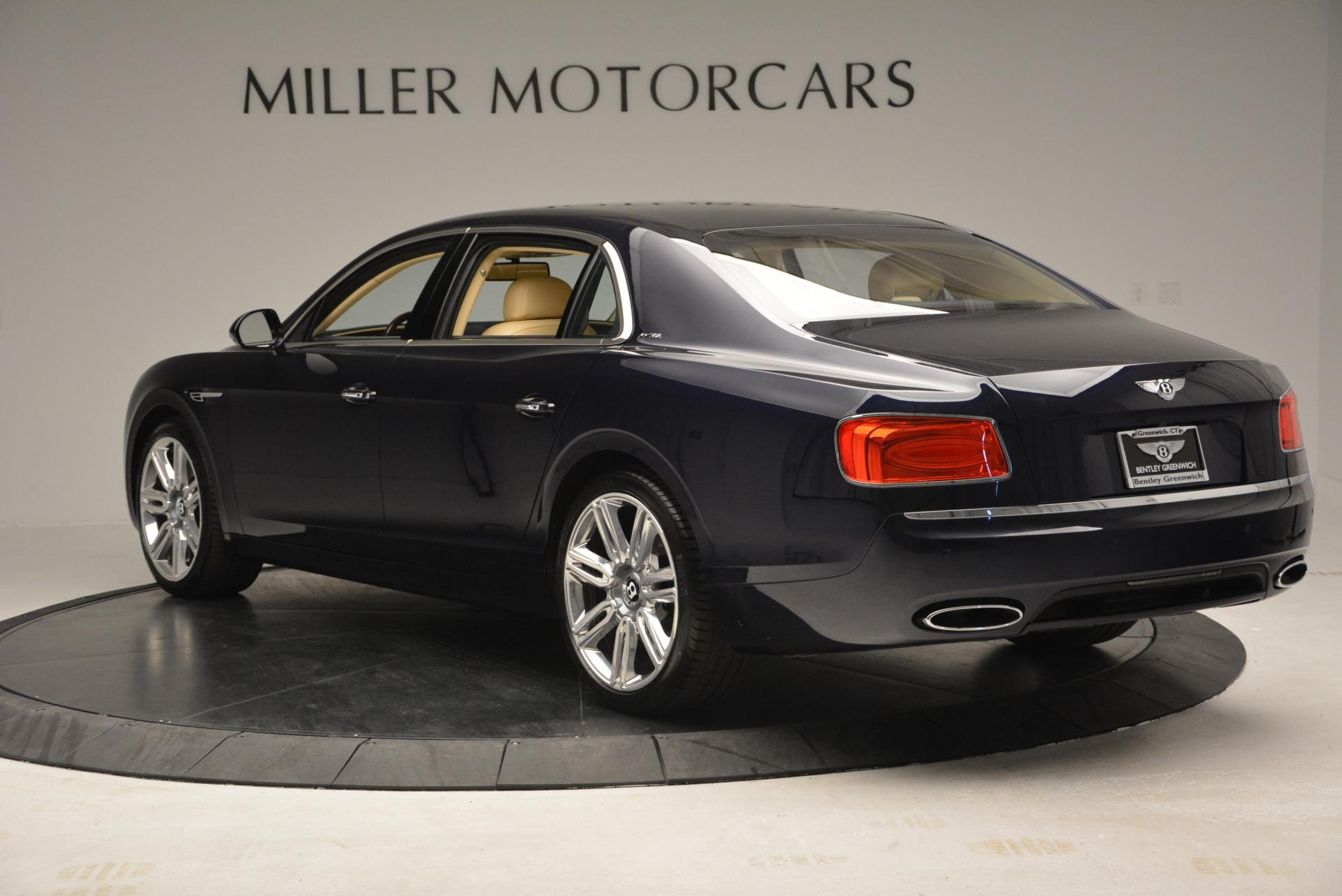 Used 2016 Bentley Flying Spur W12 For Sale In Westport, CT 39_p5