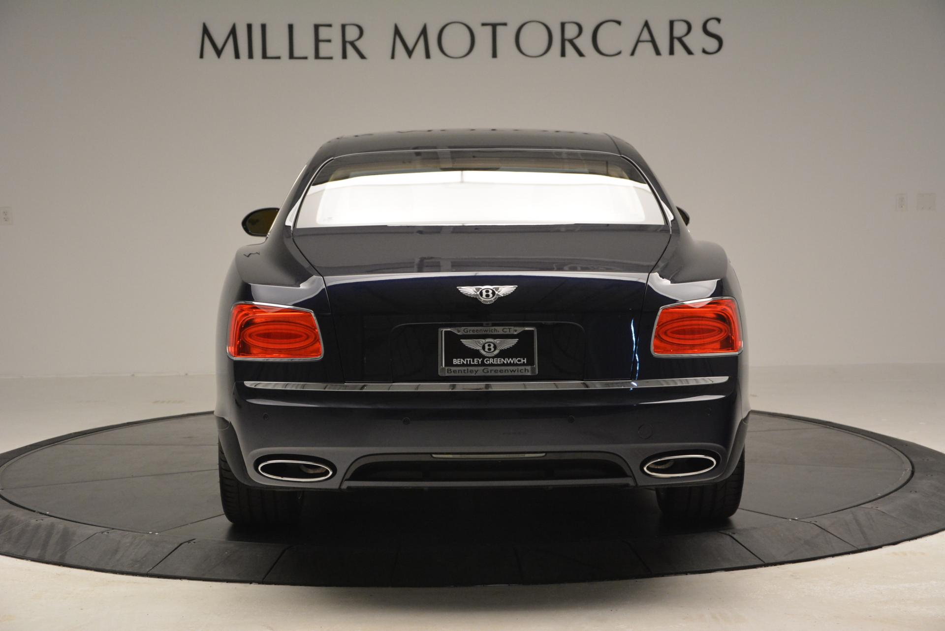Used 2016 Bentley Flying Spur W12 For Sale In Westport, CT 39_p6