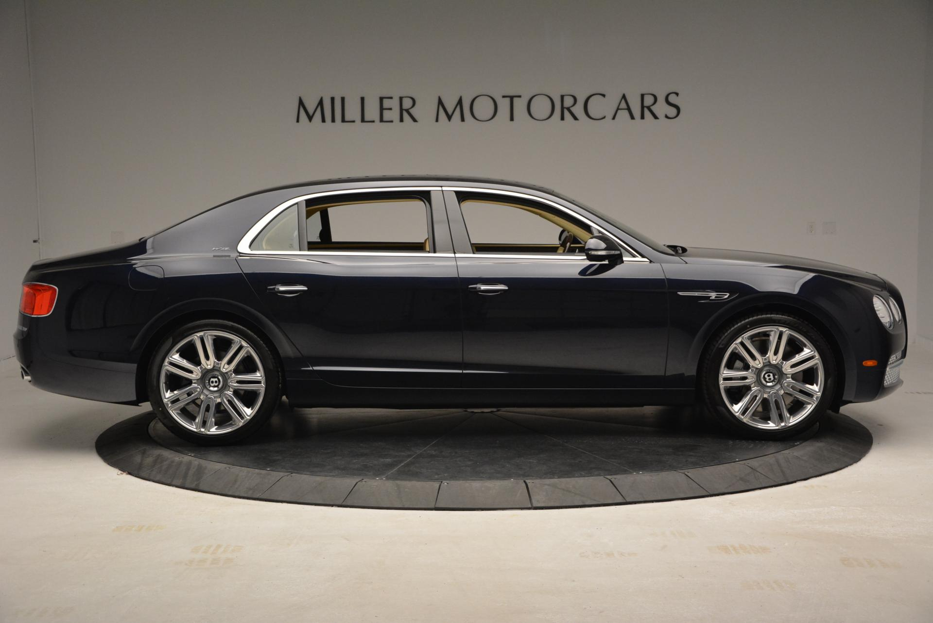 Used 2016 Bentley Flying Spur W12 For Sale In Westport, CT 39_p9