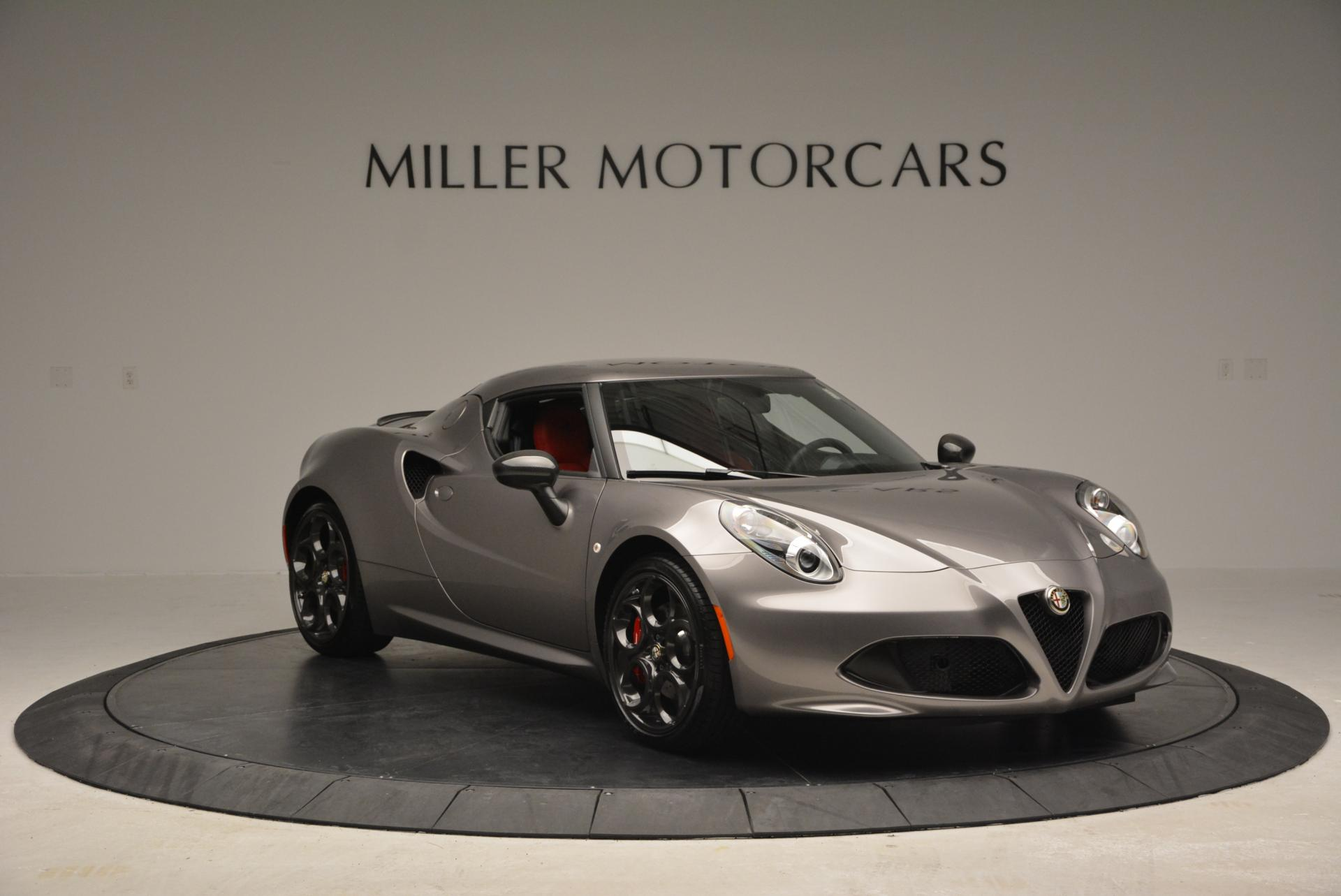 New 2016 Alfa Romeo 4C  For Sale In Westport, CT 4_p11