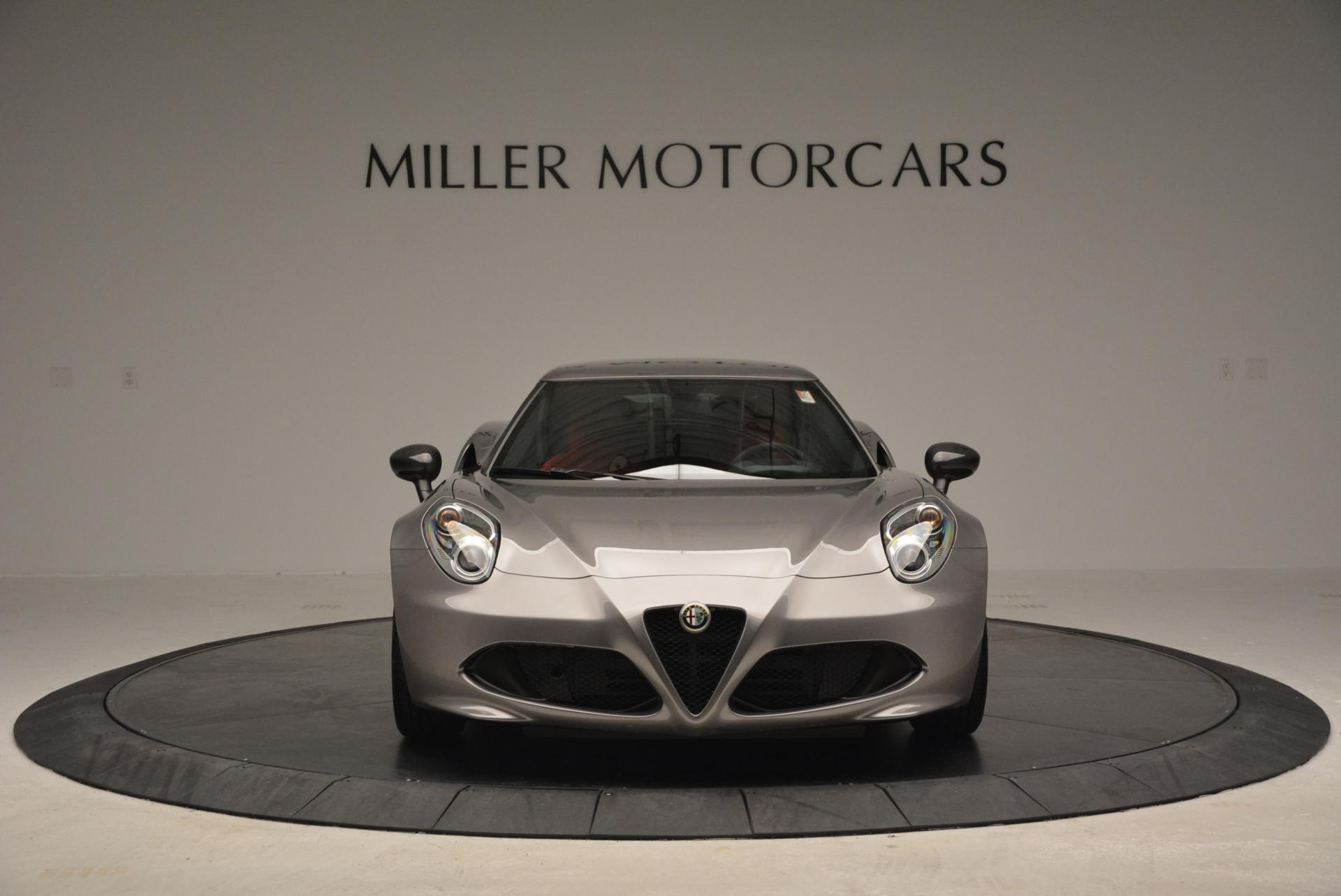 New 2016 Alfa Romeo 4C  For Sale In Westport, CT 4_p12