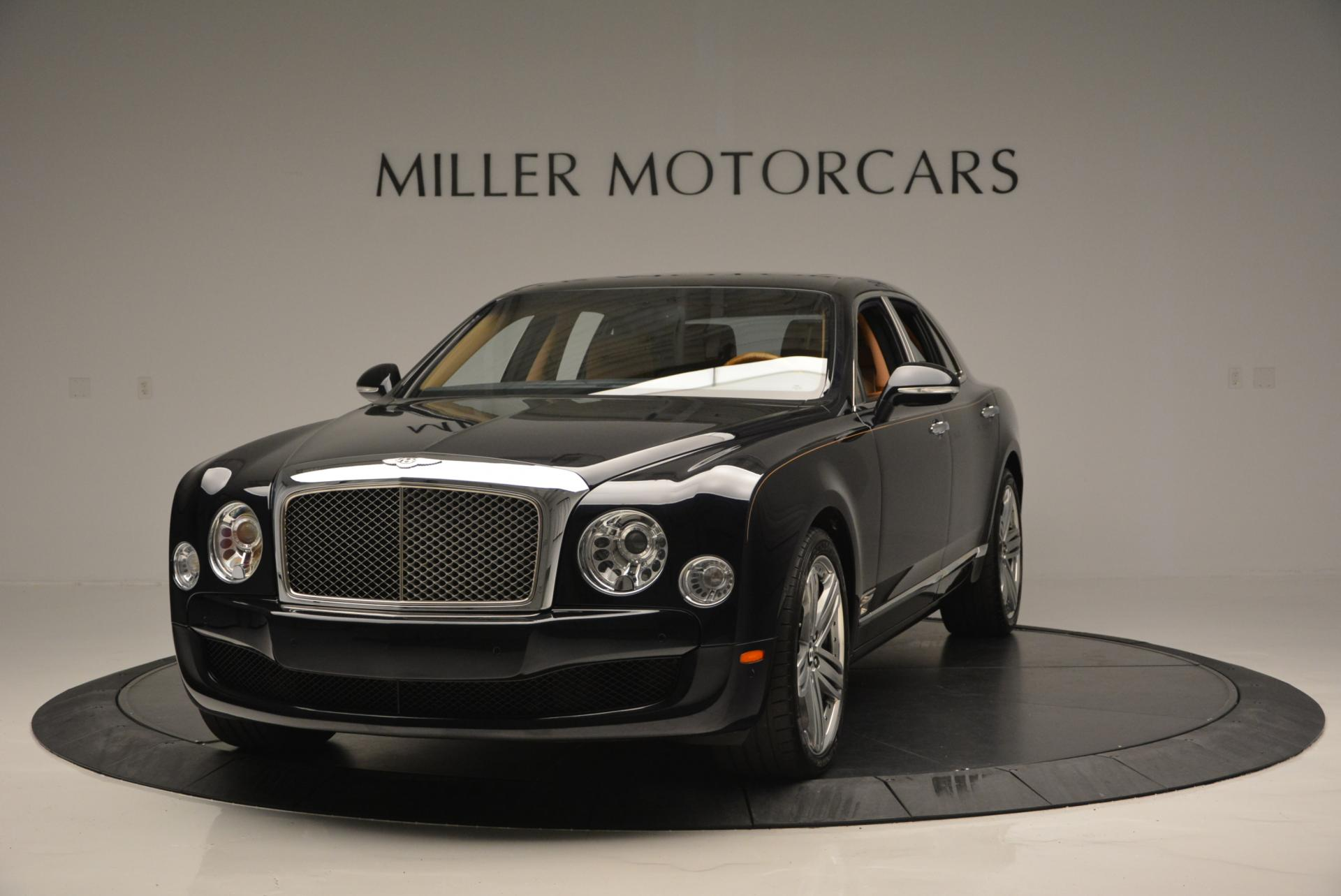 Used 2013 Bentley Mulsanne Le Mans Edition- Number 1 of 48 For Sale In Westport, CT 40_main