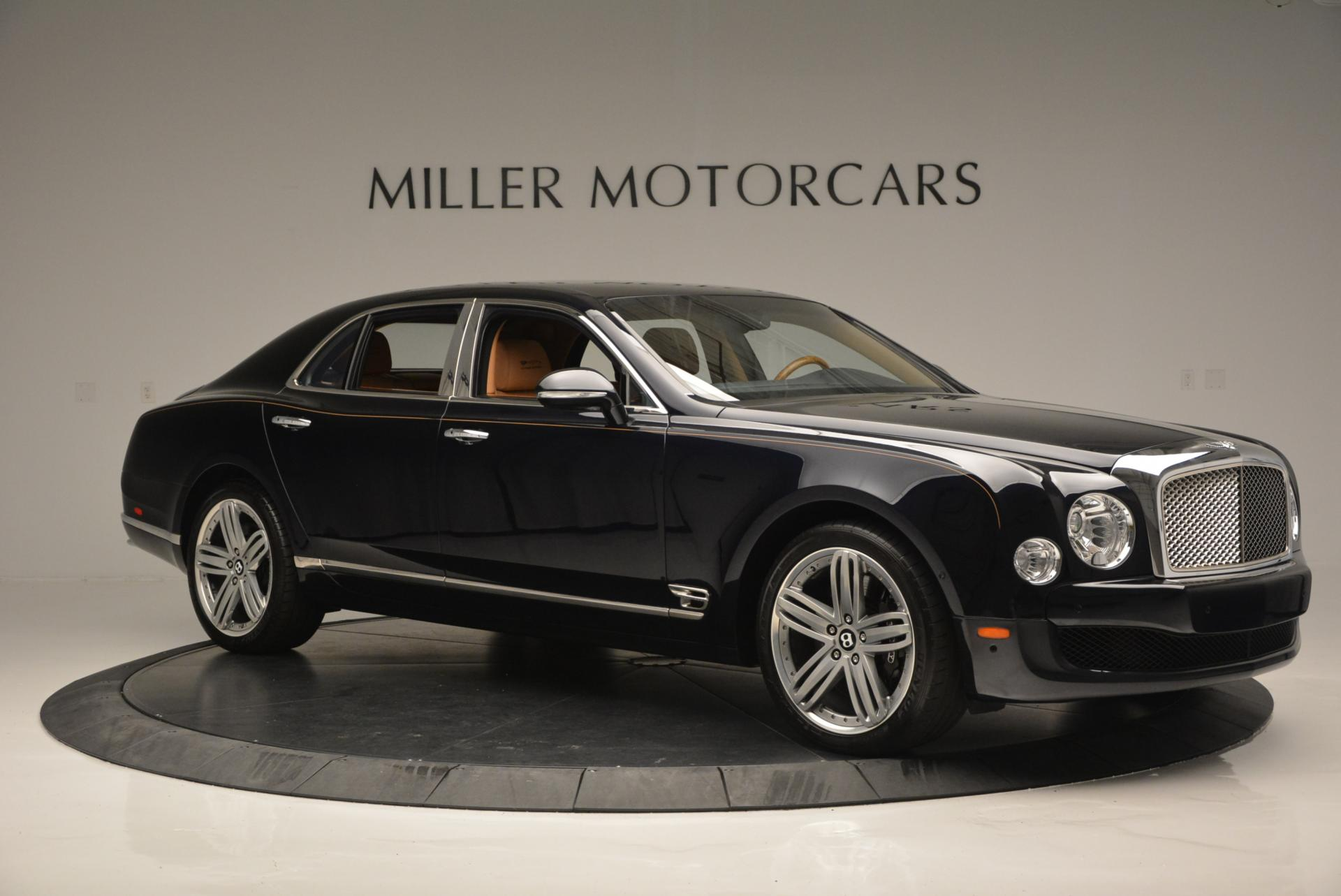 Used 2013 Bentley Mulsanne Le Mans Edition- Number 1 of 48 For Sale In Westport, CT 40_p10