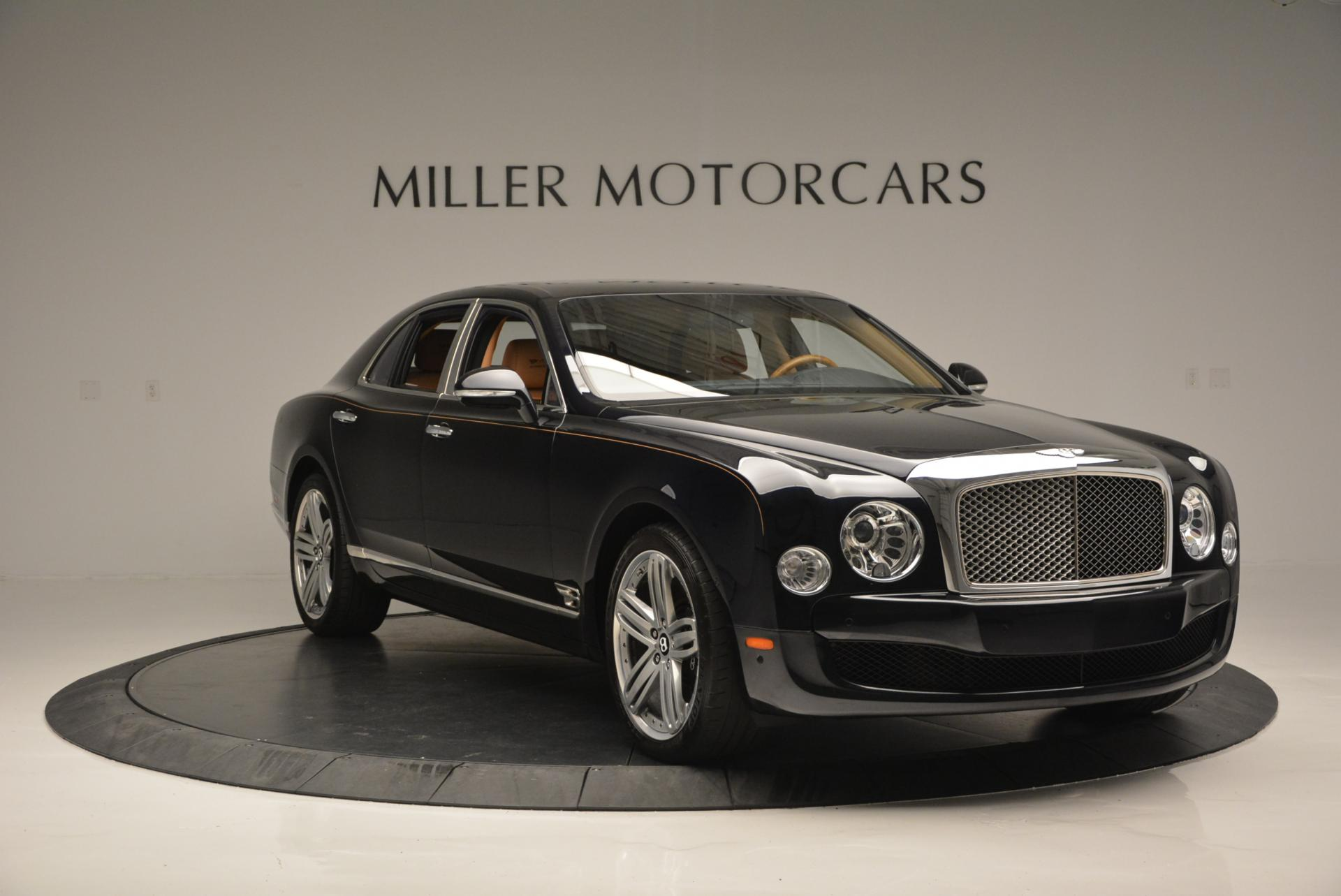 Used 2013 Bentley Mulsanne Le Mans Edition- Number 1 of 48 For Sale In Westport, CT 40_p11