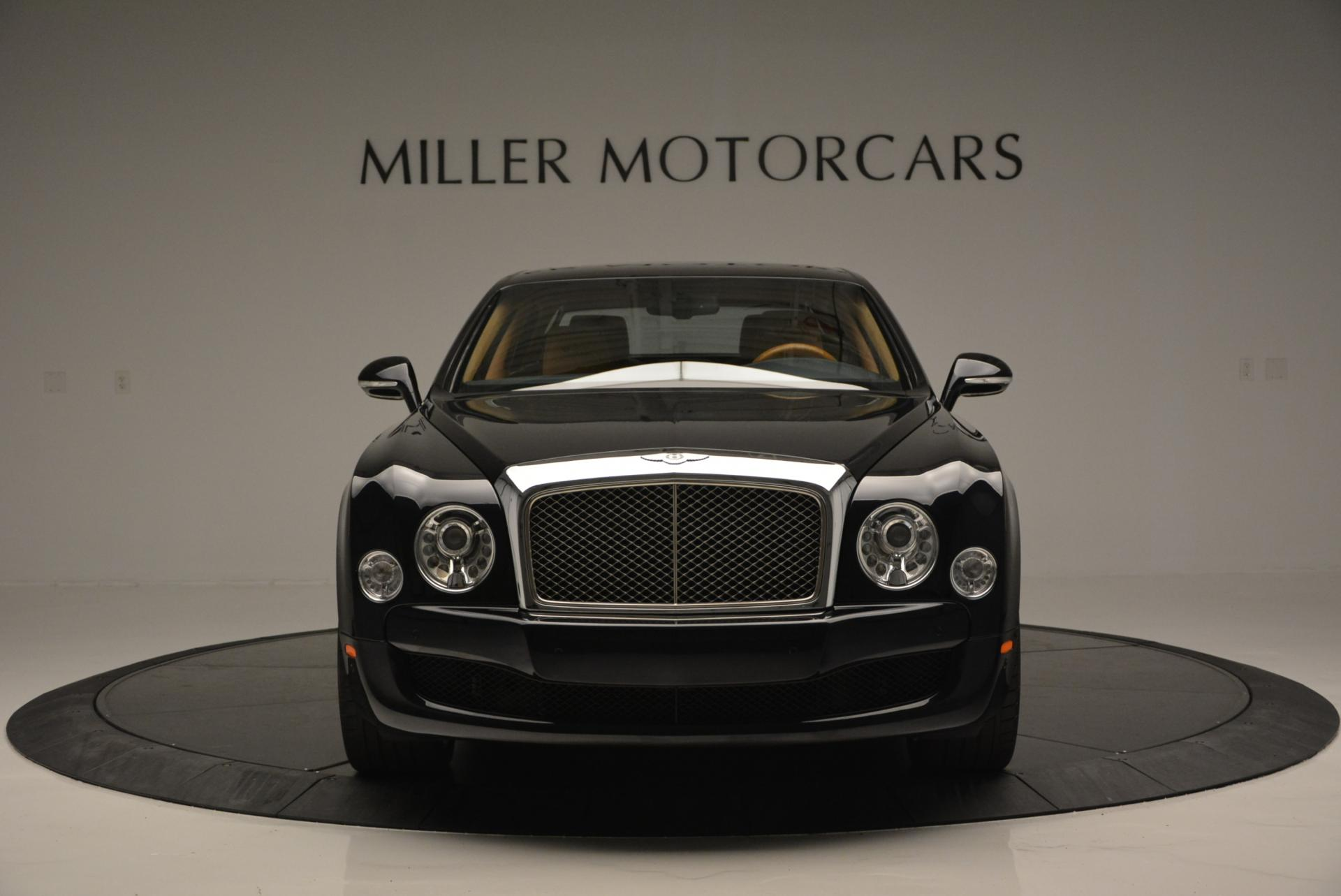 Used 2013 Bentley Mulsanne Le Mans Edition- Number 1 of 48 For Sale In Westport, CT 40_p12