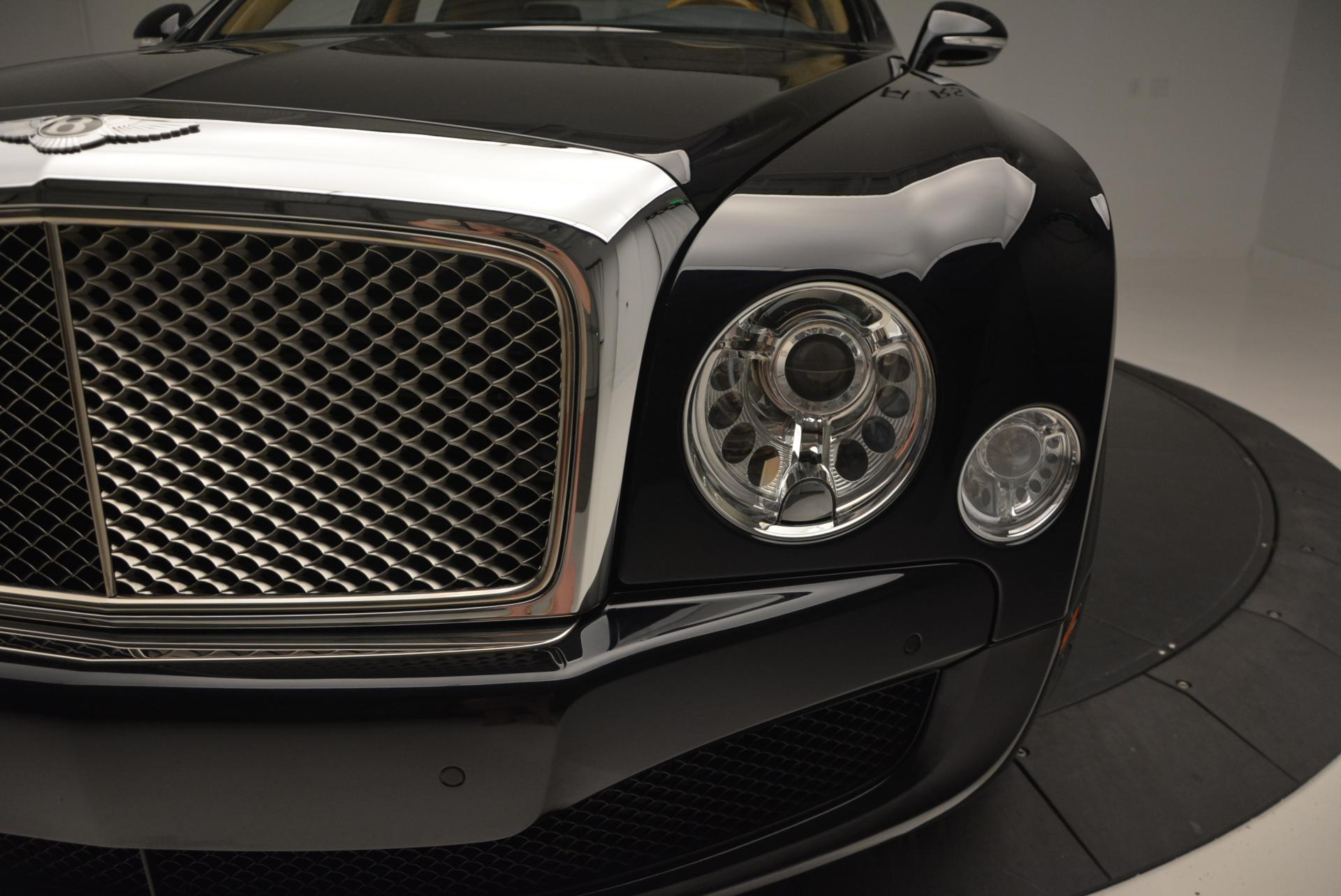 Used 2013 Bentley Mulsanne Le Mans Edition- Number 1 of 48 For Sale In Westport, CT 40_p14