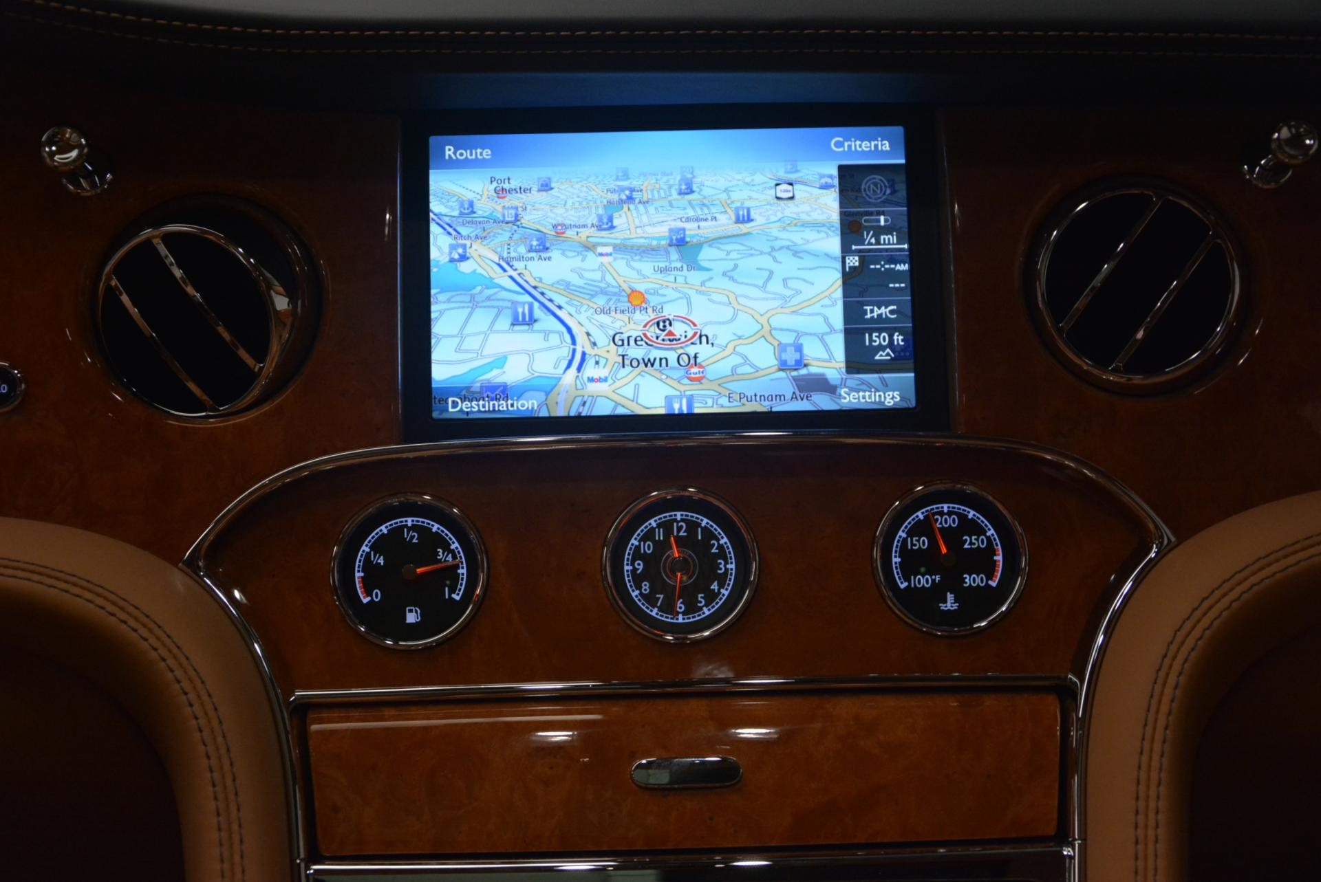 Used 2013 Bentley Mulsanne Le Mans Edition- Number 1 of 48 For Sale In Westport, CT 40_p32