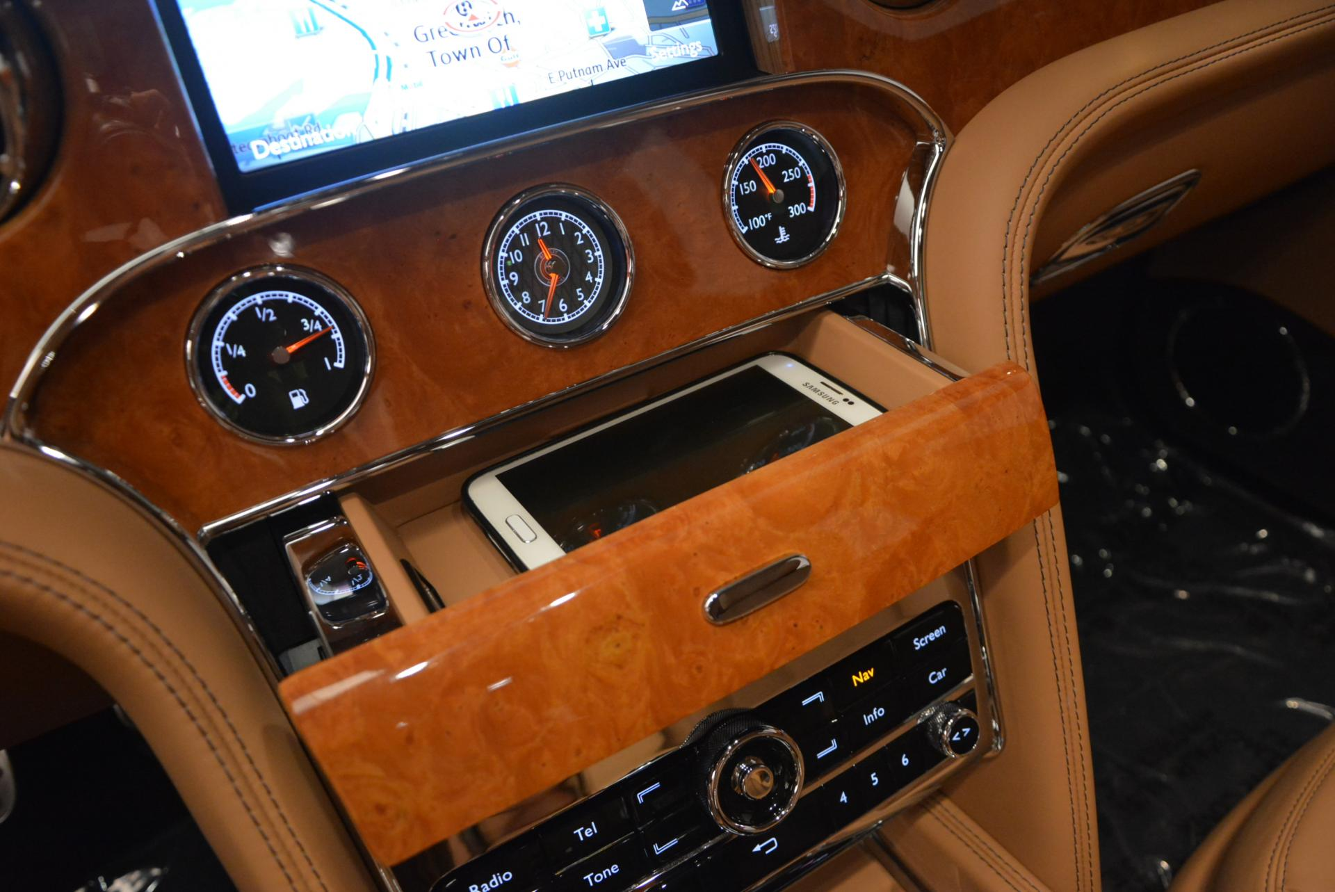 Used 2013 Bentley Mulsanne Le Mans Edition- Number 1 of 48 For Sale In Westport, CT 40_p37