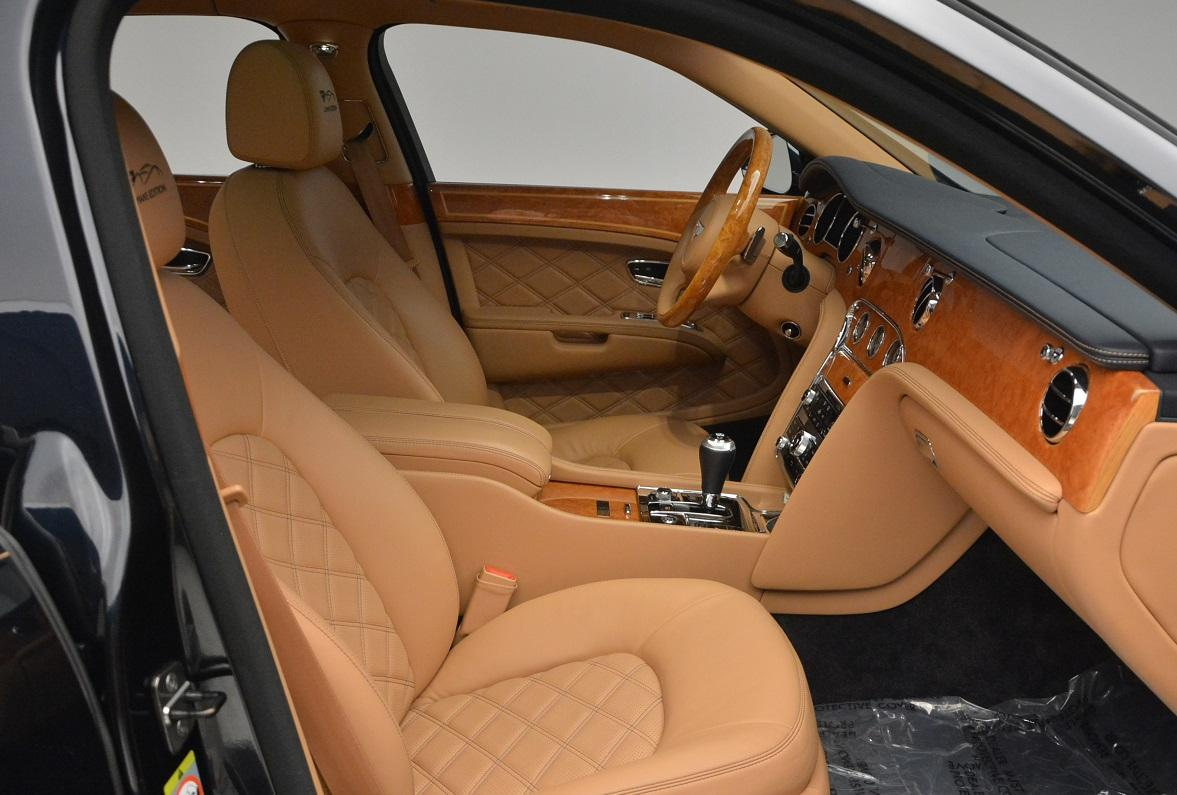 Used 2013 Bentley Mulsanne Le Mans Edition- Number 1 of 48 For Sale In Westport, CT 40_p39