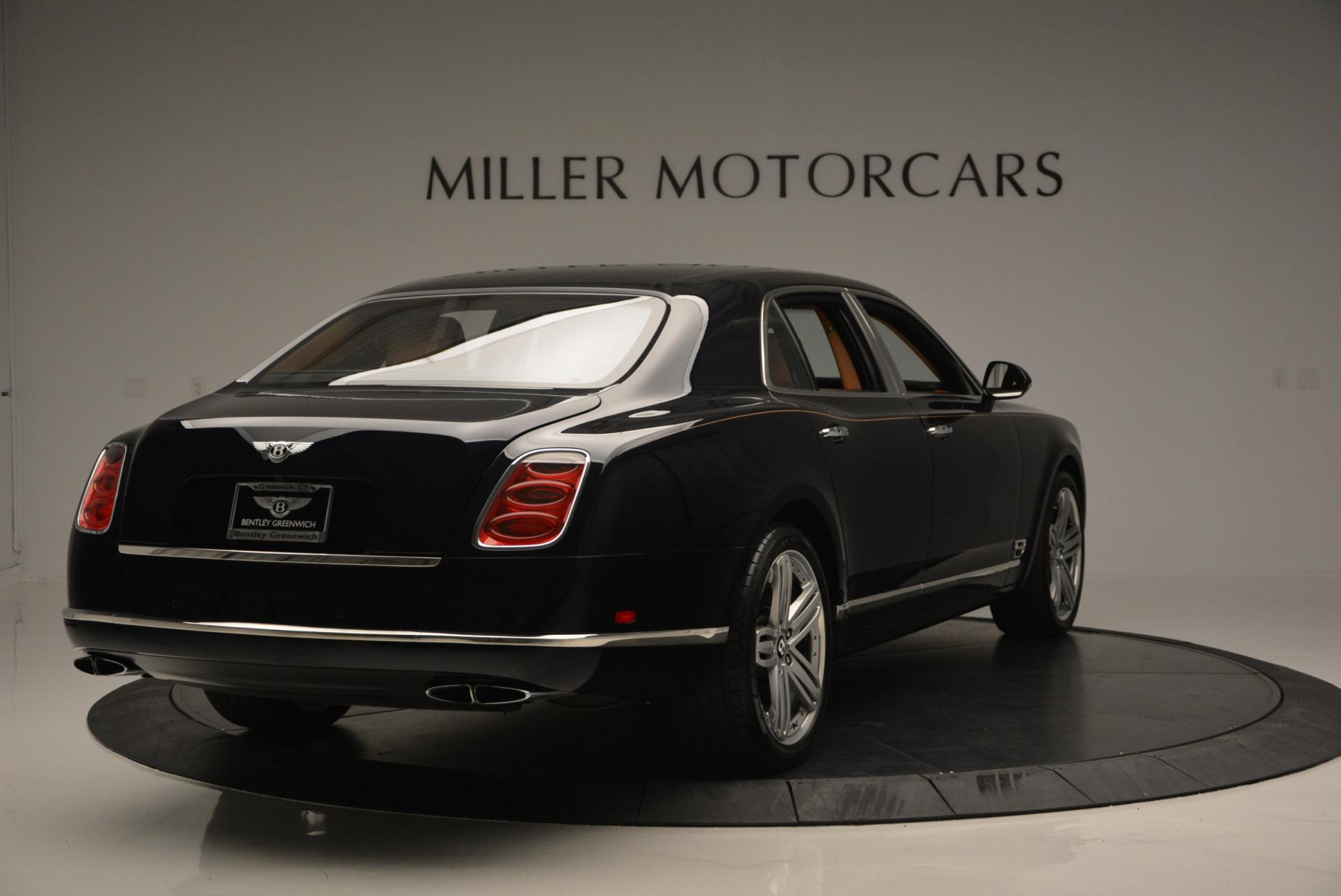 Used 2013 Bentley Mulsanne Le Mans Edition- Number 1 of 48 For Sale In Westport, CT 40_p7