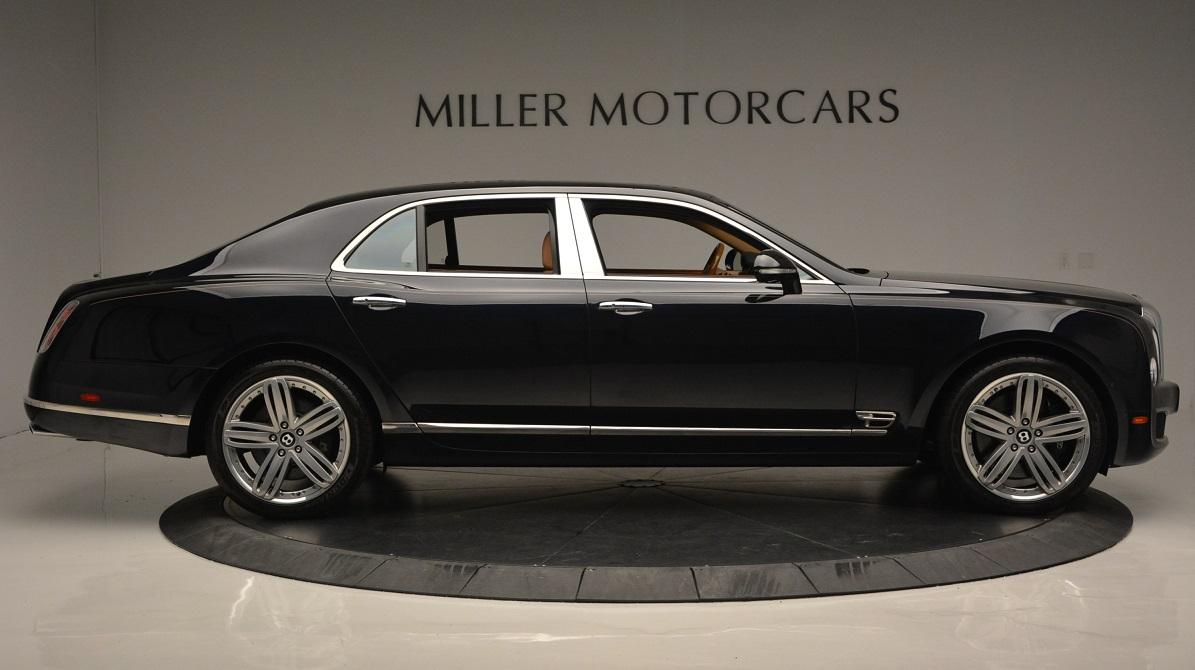Used 2013 Bentley Mulsanne Le Mans Edition- Number 1 of 48 For Sale In Westport, CT 40_p9