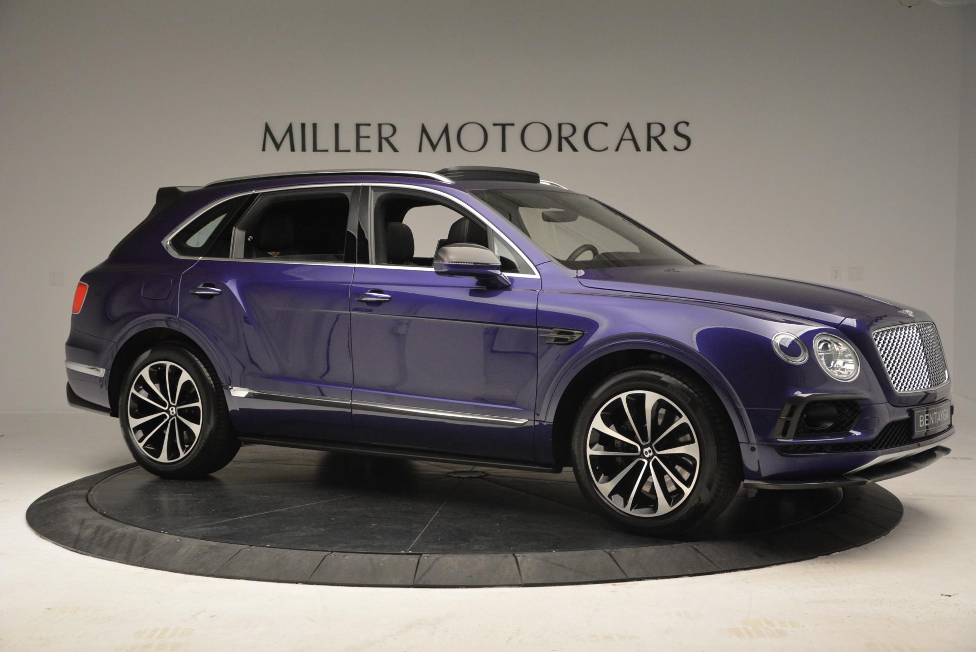 New 2017 Bentley Bentayga  For Sale In Westport, CT 42_p11