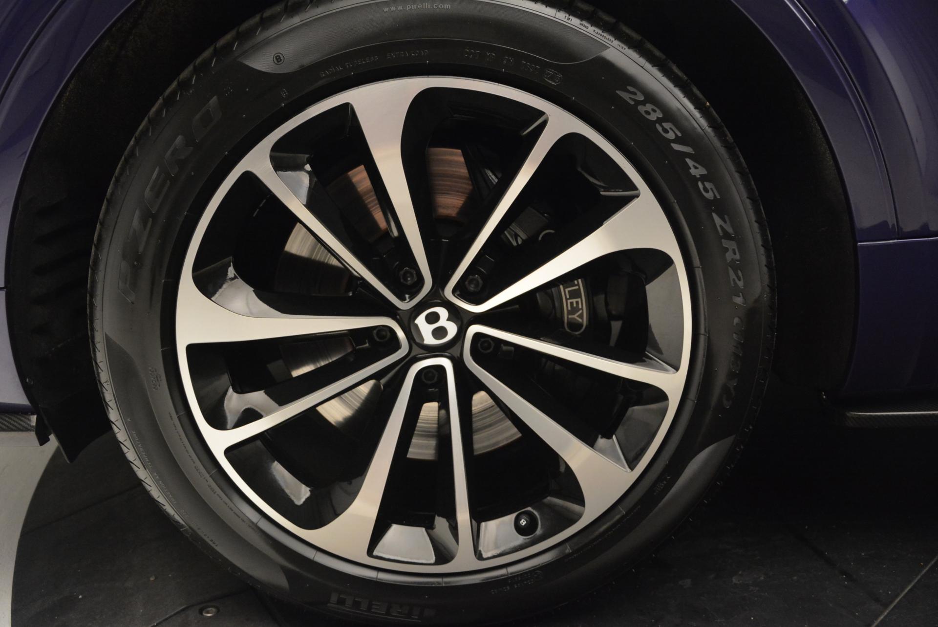 New 2017 Bentley Bentayga  For Sale In Westport, CT 42_p21