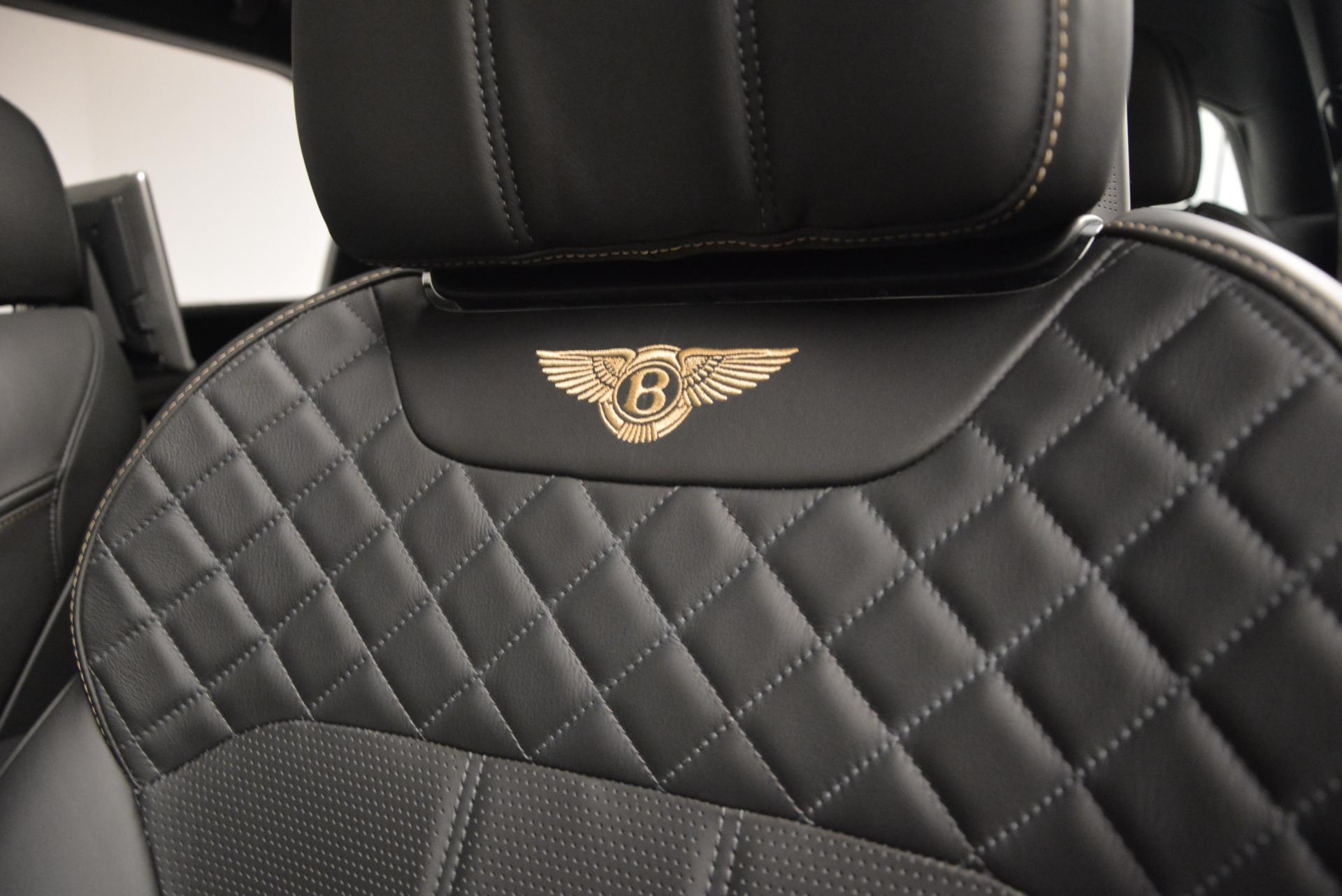 New 2017 Bentley Bentayga  For Sale In Westport, CT 42_p34