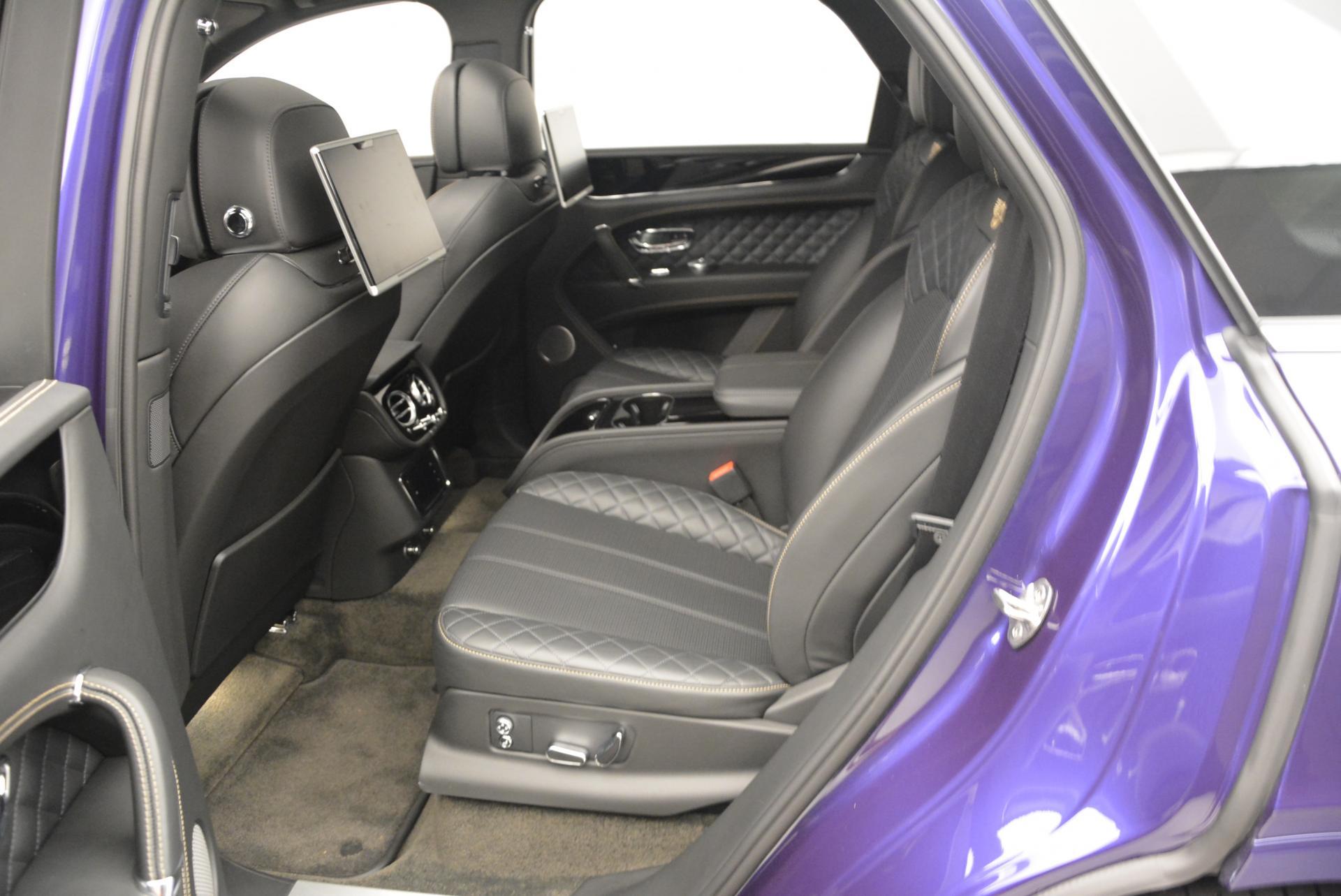 New 2017 Bentley Bentayga  For Sale In Westport, CT 42_p35