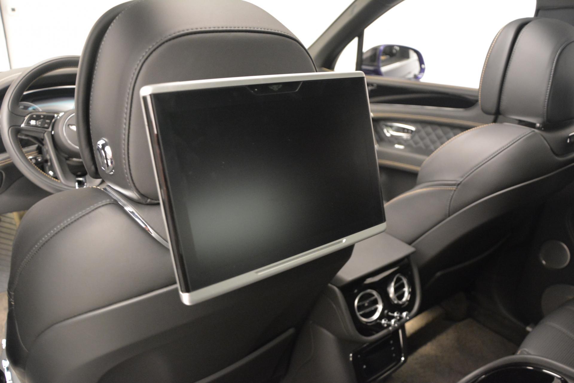 New 2017 Bentley Bentayga  For Sale In Westport, CT 42_p36