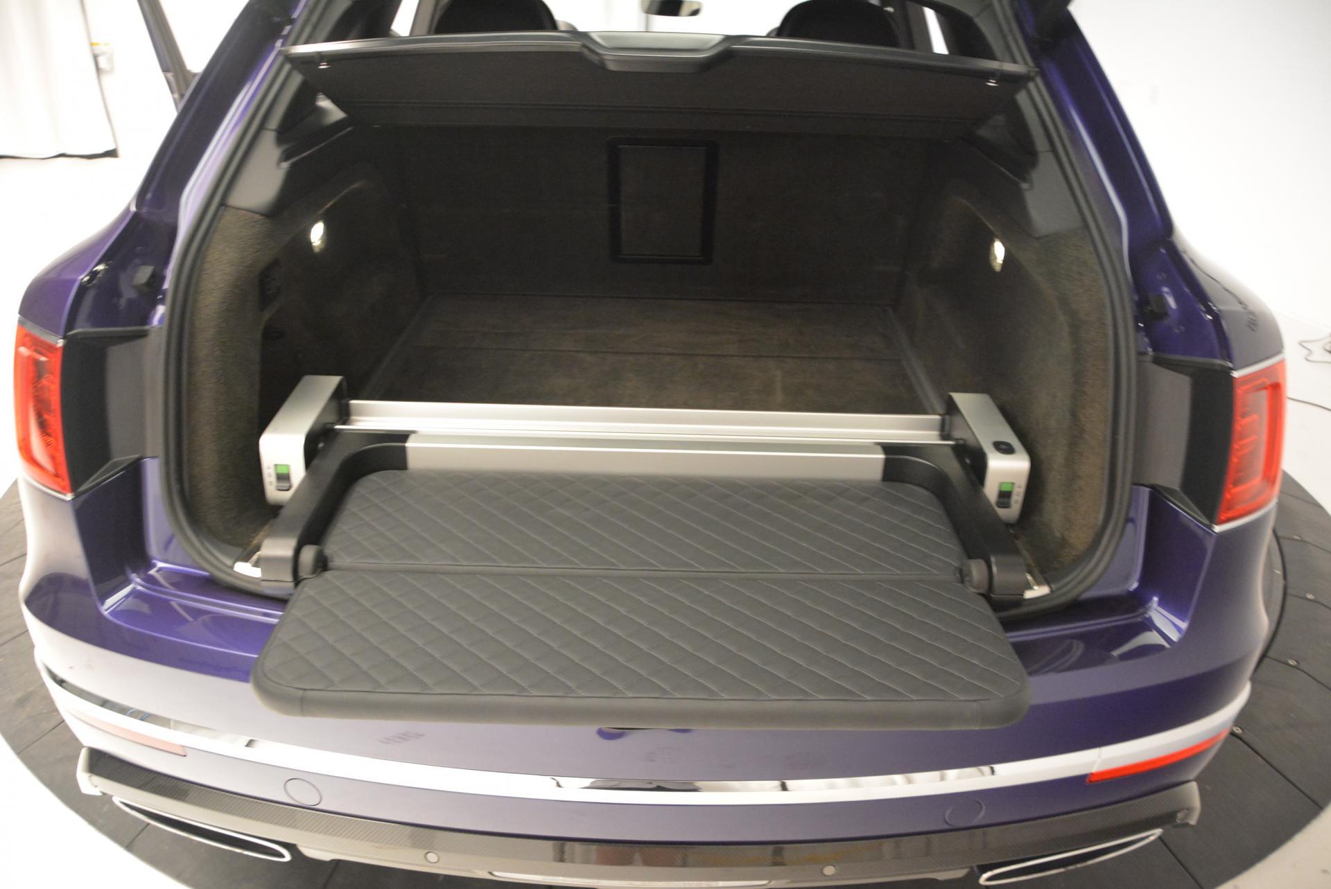 New 2017 Bentley Bentayga  For Sale In Westport, CT 42_p41