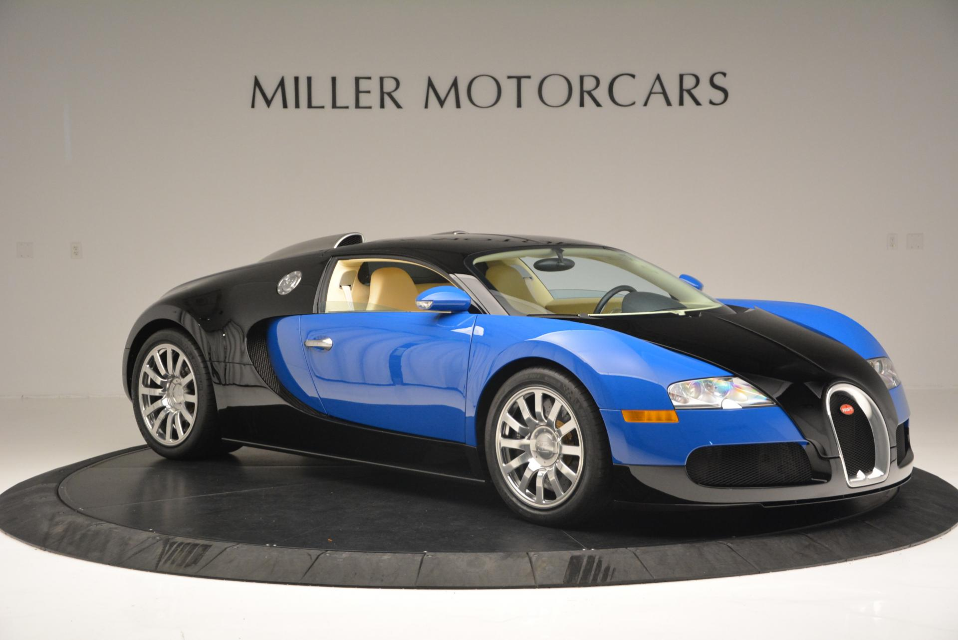 Used 2006 Bugatti Veyron 16.4  For Sale In Westport, CT 43_p16