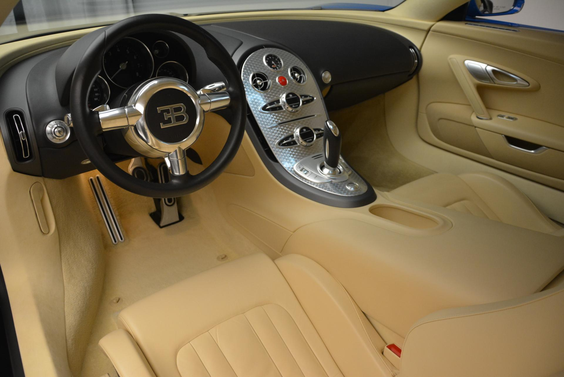 Used 2006 Bugatti Veyron 16.4  For Sale In Westport, CT 43_p20
