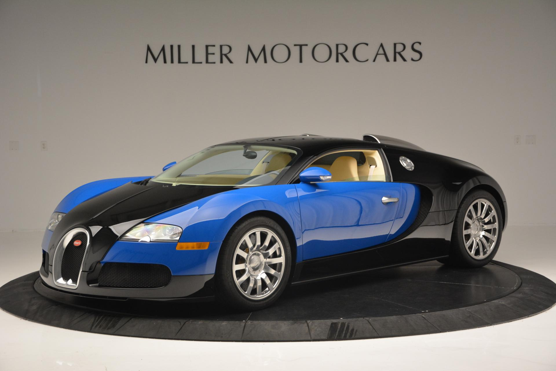 Used 2006 Bugatti Veyron 16.4  For Sale In Westport, CT 43_p3