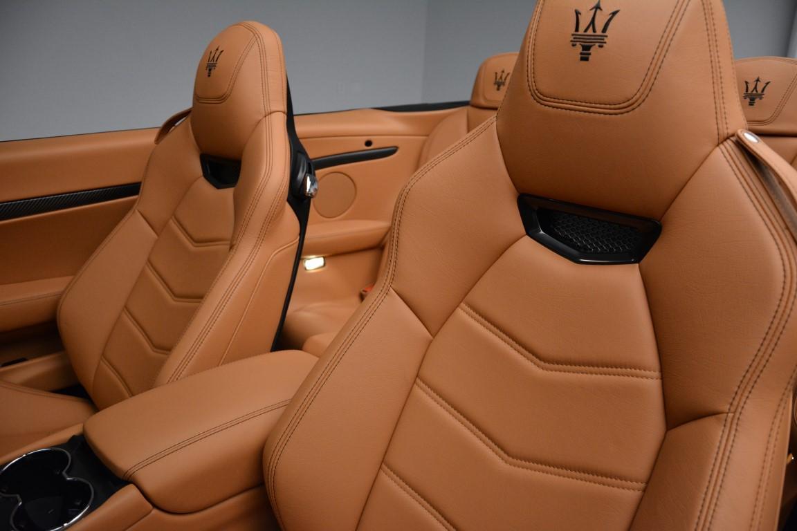New 2016 Maserati GranTurismo MC For Sale In Westport, CT 44_p23