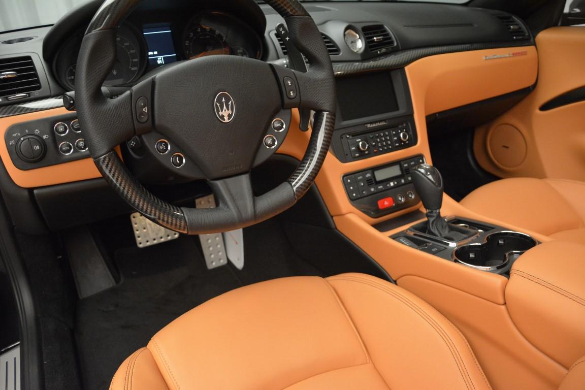 New 2016 Maserati GranTurismo MC For Sale In Westport, CT 44_p24