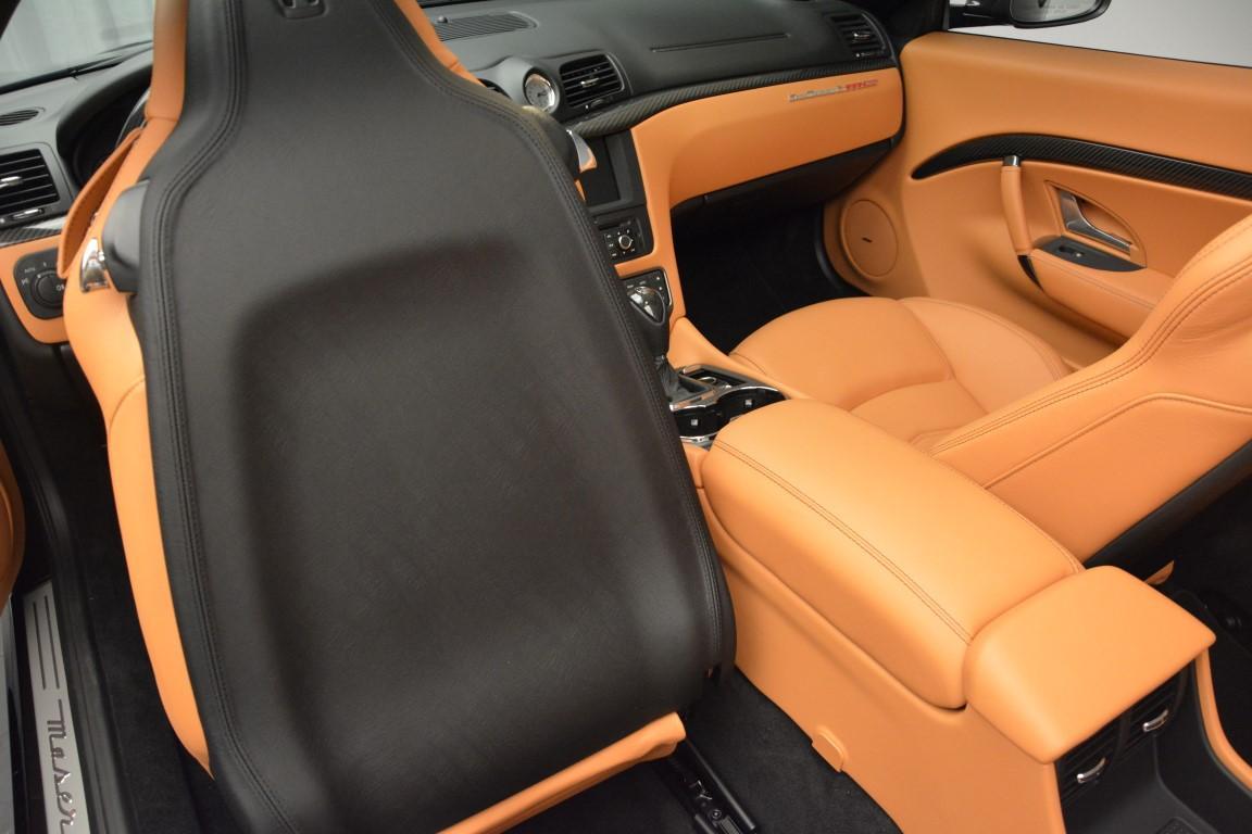New 2016 Maserati GranTurismo MC For Sale In Westport, CT 44_p25
