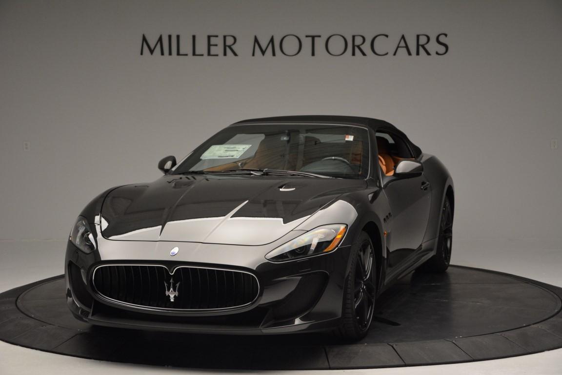 New 2016 Maserati GranTurismo MC For Sale In Westport, CT 44_p2