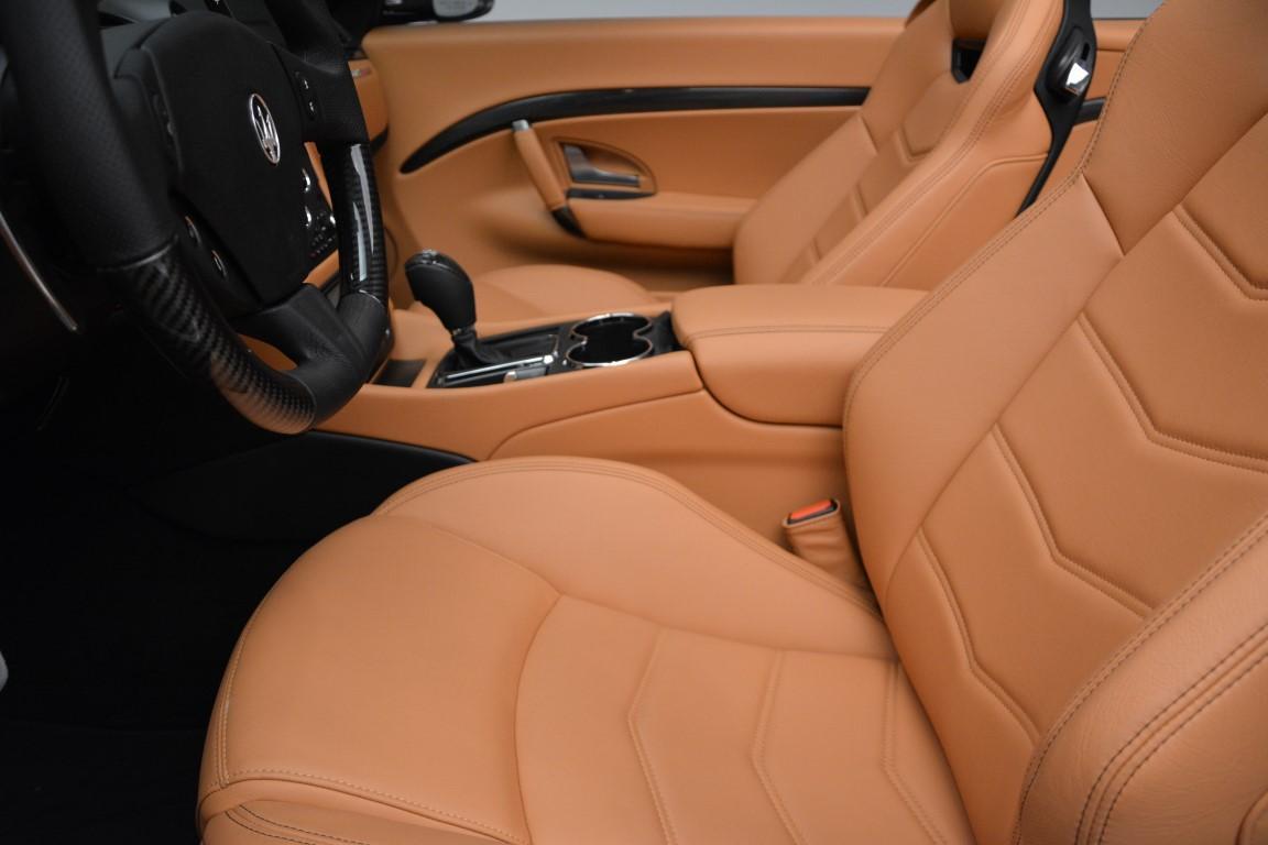 New 2016 Maserati GranTurismo MC For Sale In Westport, CT 44_p31