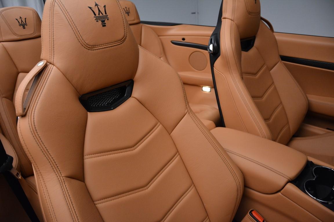 New 2016 Maserati GranTurismo MC For Sale In Westport, CT 44_p32