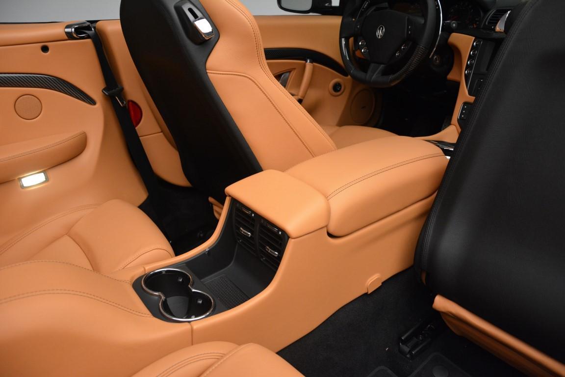 New 2016 Maserati GranTurismo MC For Sale In Westport, CT 44_p33