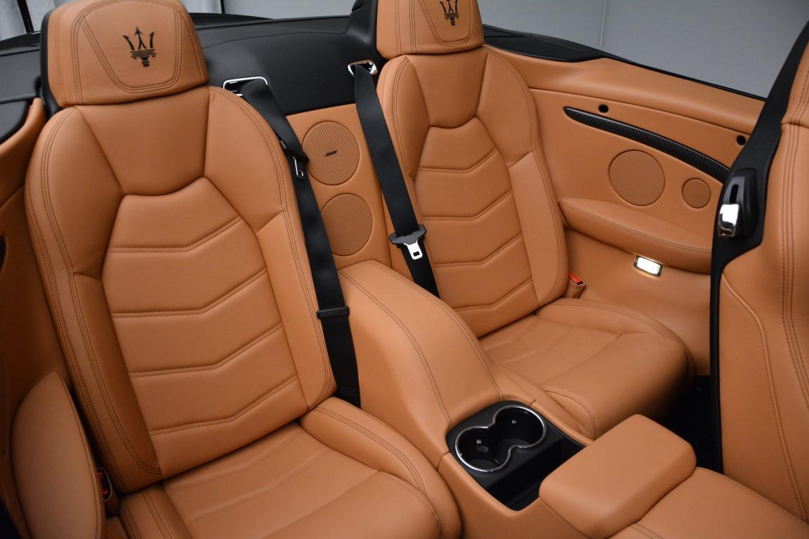 New 2016 Maserati GranTurismo MC For Sale In Westport, CT 44_p35