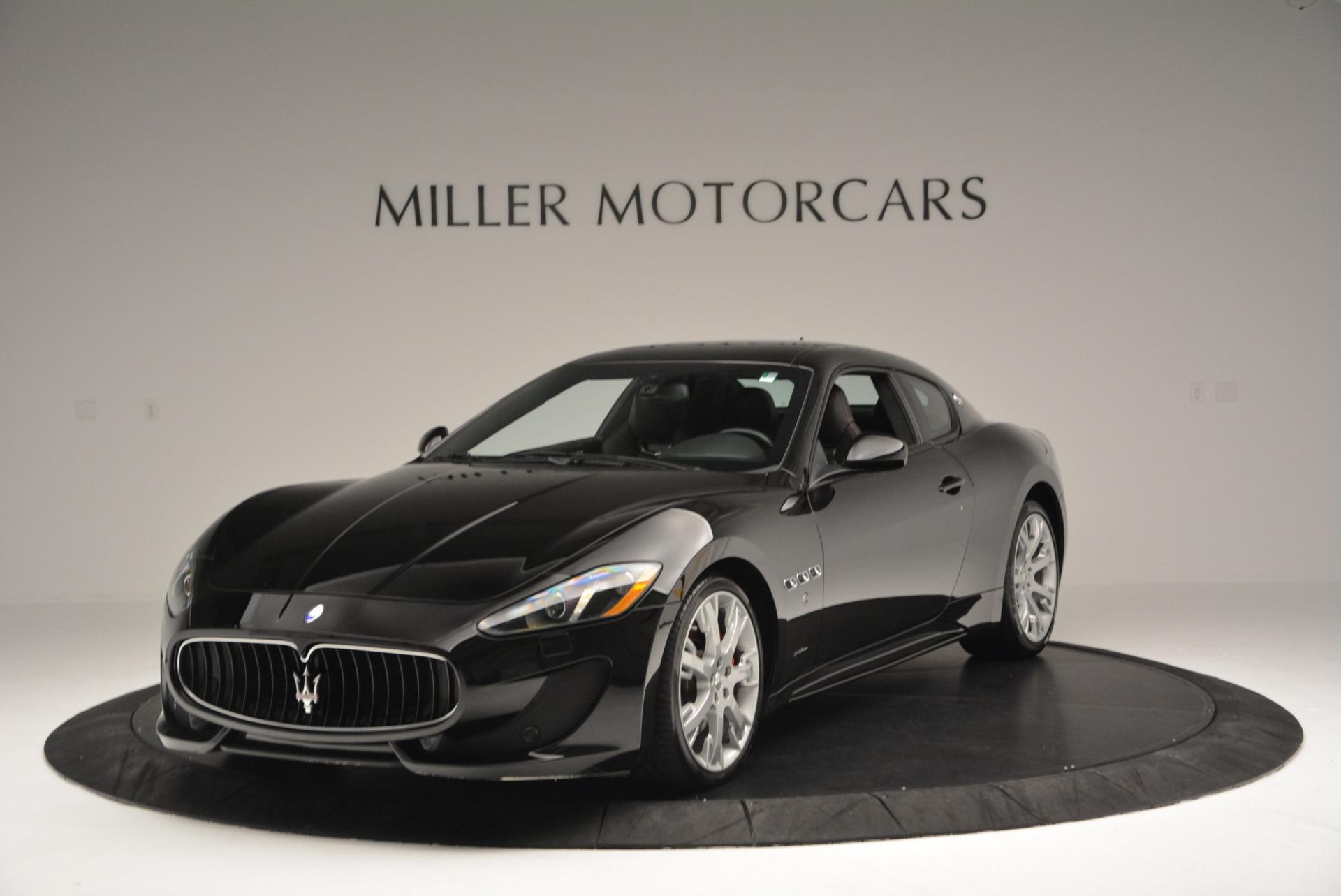 Used 2013 Maserati GranTurismo Sport For Sale In Westport, CT