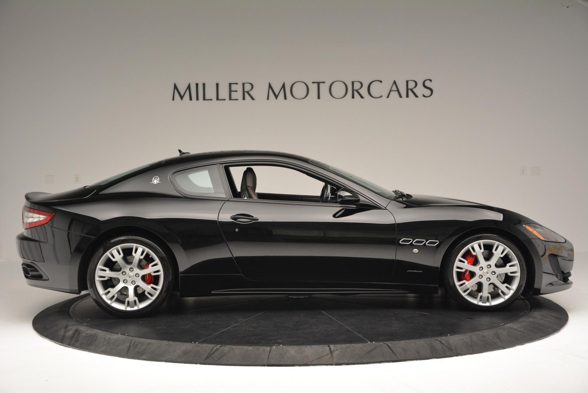 Used 2013 Maserati GranTurismo Sport For Sale In Westport, CT 46_p9