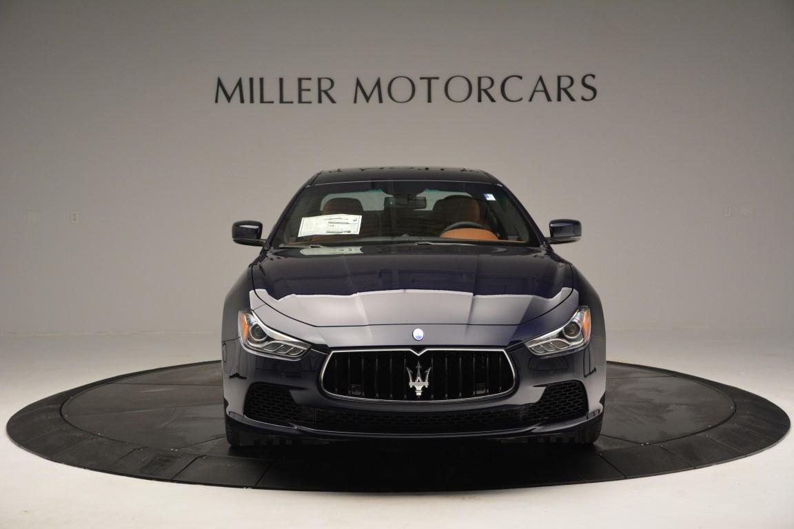 New 2016 Maserati Ghibli S Q4 For Sale In Westport, CT 48_p12