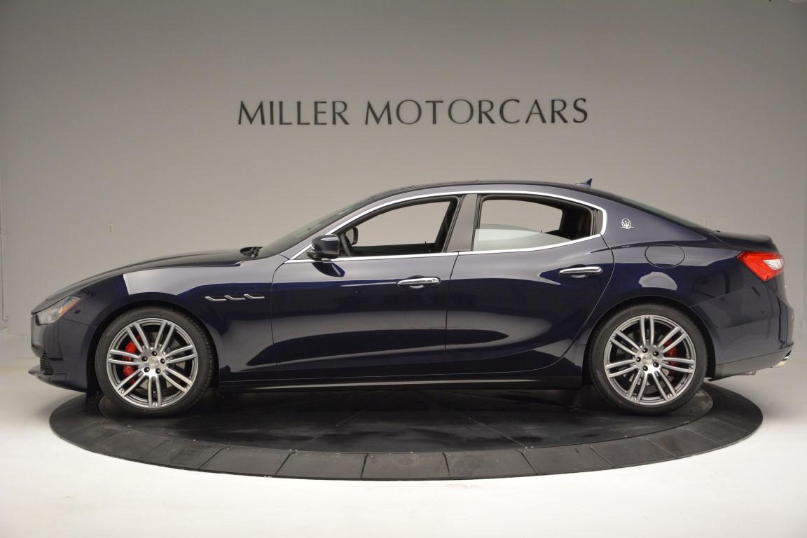 New 2016 Maserati Ghibli S Q4 For Sale In Westport, CT 48_p3