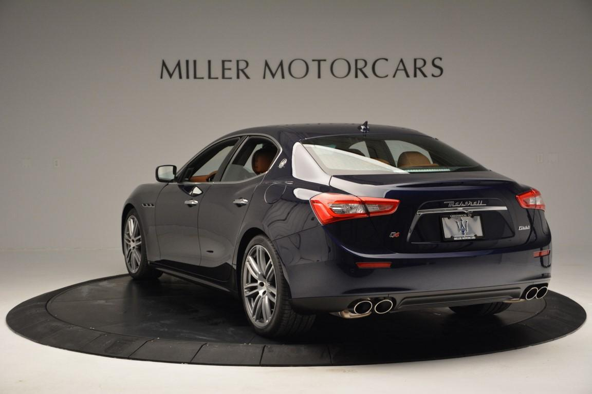 New 2016 Maserati Ghibli S Q4 For Sale In Westport, CT 48_p5