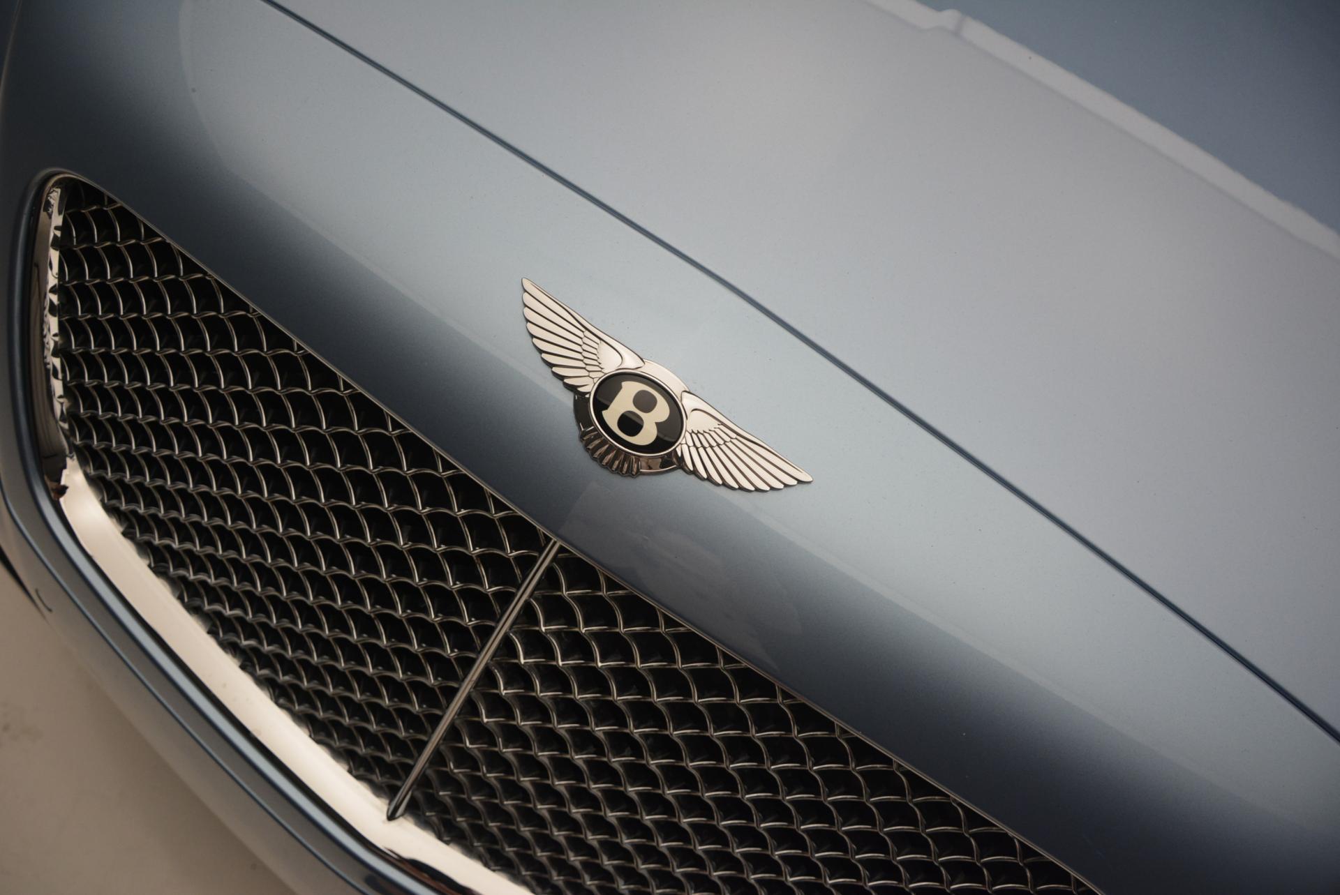 Used 2007 Bentley Continental GTC  For Sale In Westport, CT 495_p25