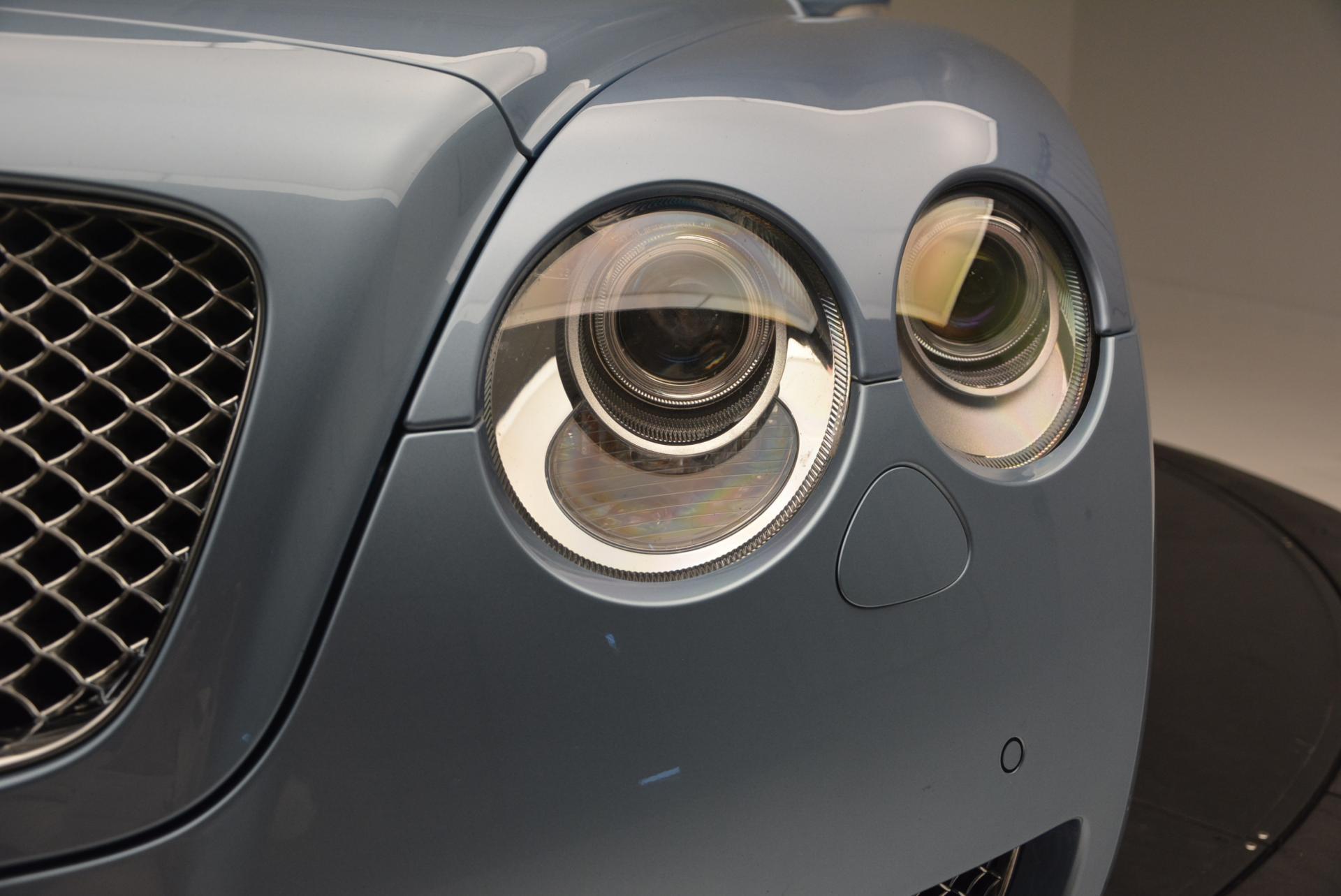 Used 2007 Bentley Continental GTC  For Sale In Westport, CT 495_p26