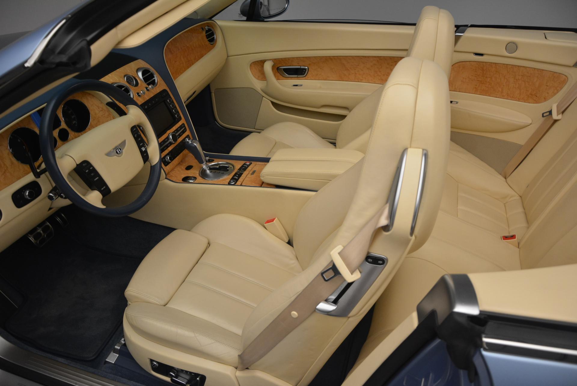 Used 2007 Bentley Continental GTC  For Sale In Westport, CT 495_p31