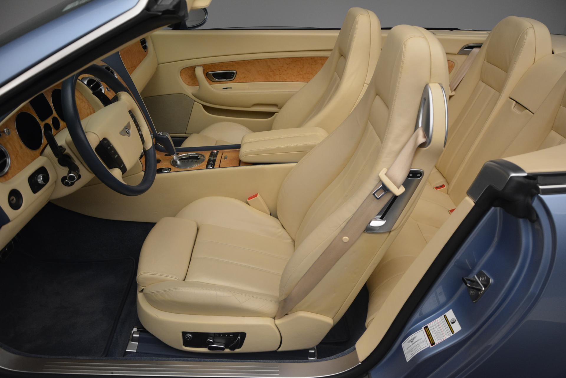 Used 2007 Bentley Continental GTC  For Sale In Westport, CT 495_p32