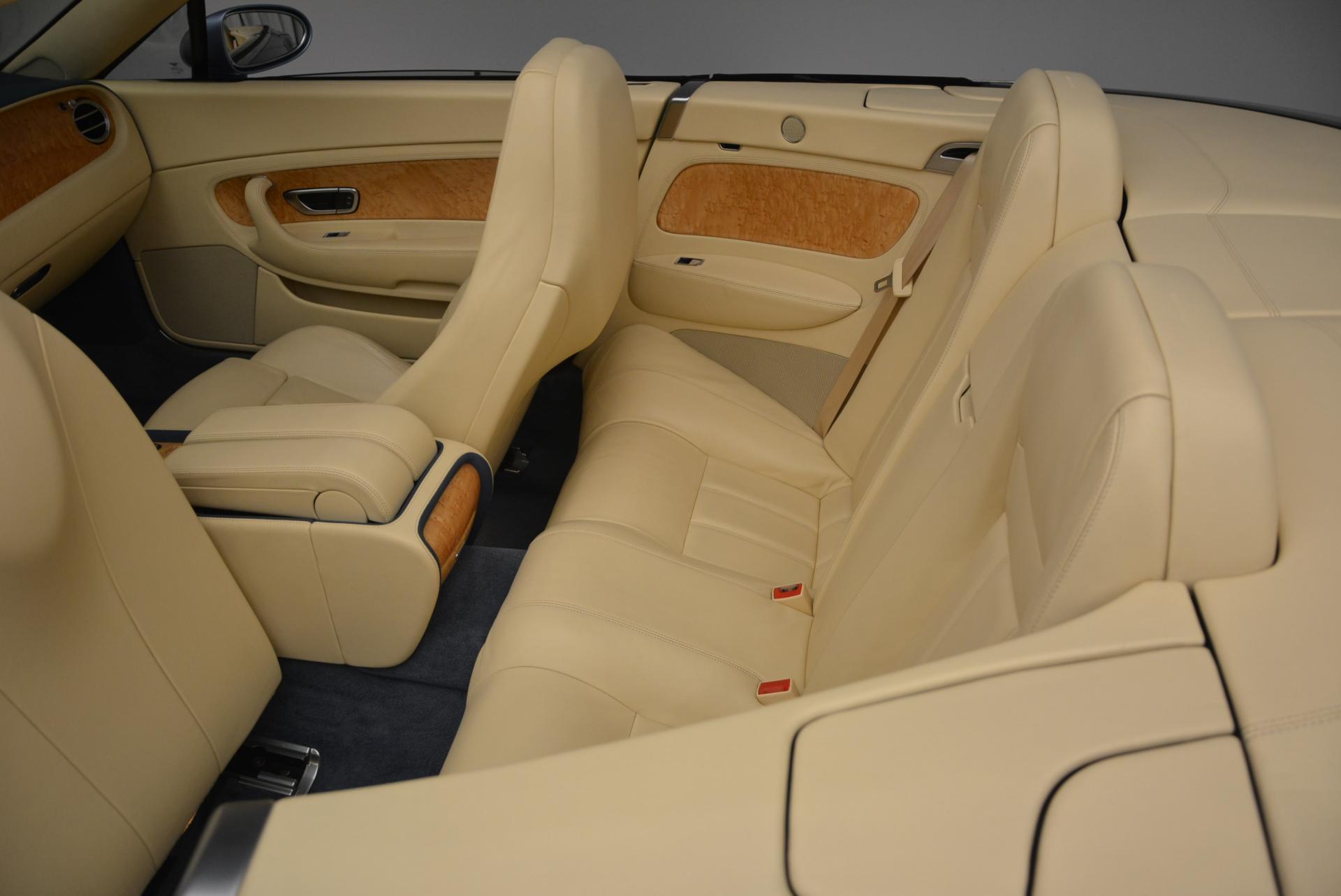 Used 2007 Bentley Continental GTC  For Sale In Westport, CT 495_p35