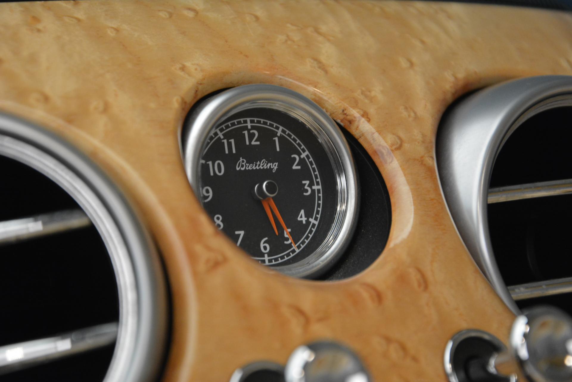 Used 2007 Bentley Continental GTC  For Sale In Westport, CT 495_p38