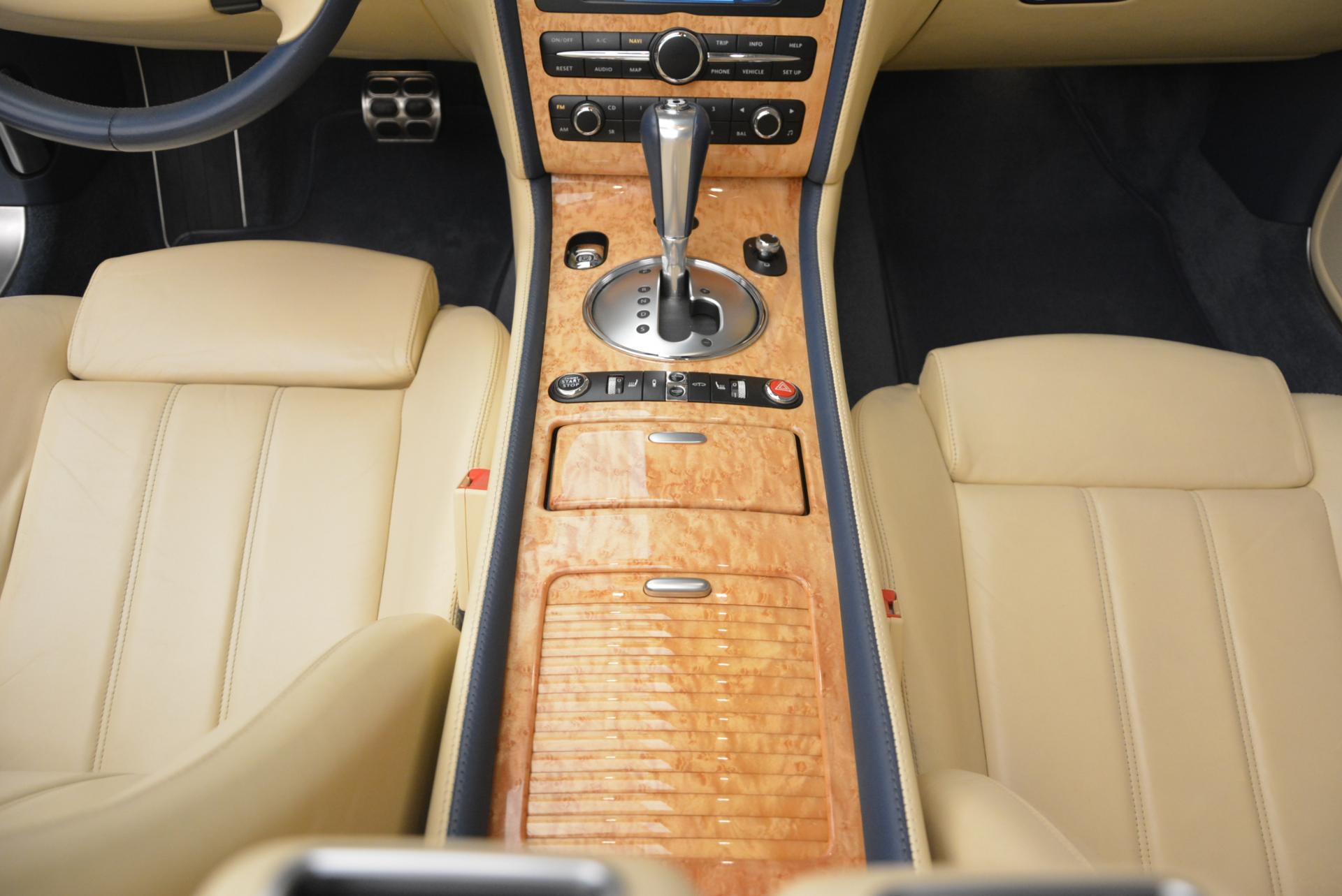 Used 2007 Bentley Continental GTC  For Sale In Westport, CT 495_p43