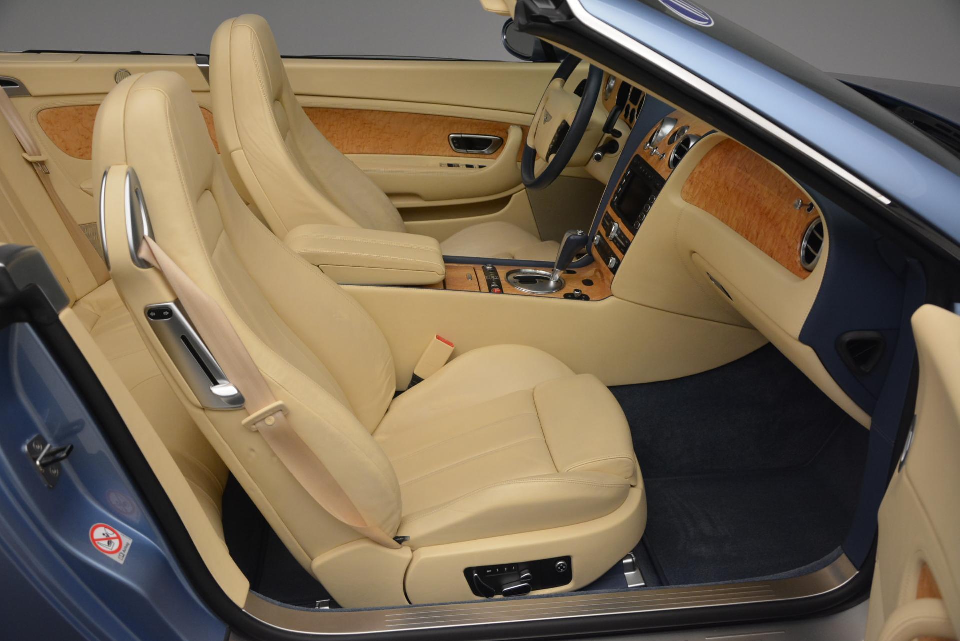 Used 2007 Bentley Continental GTC  For Sale In Westport, CT 495_p47
