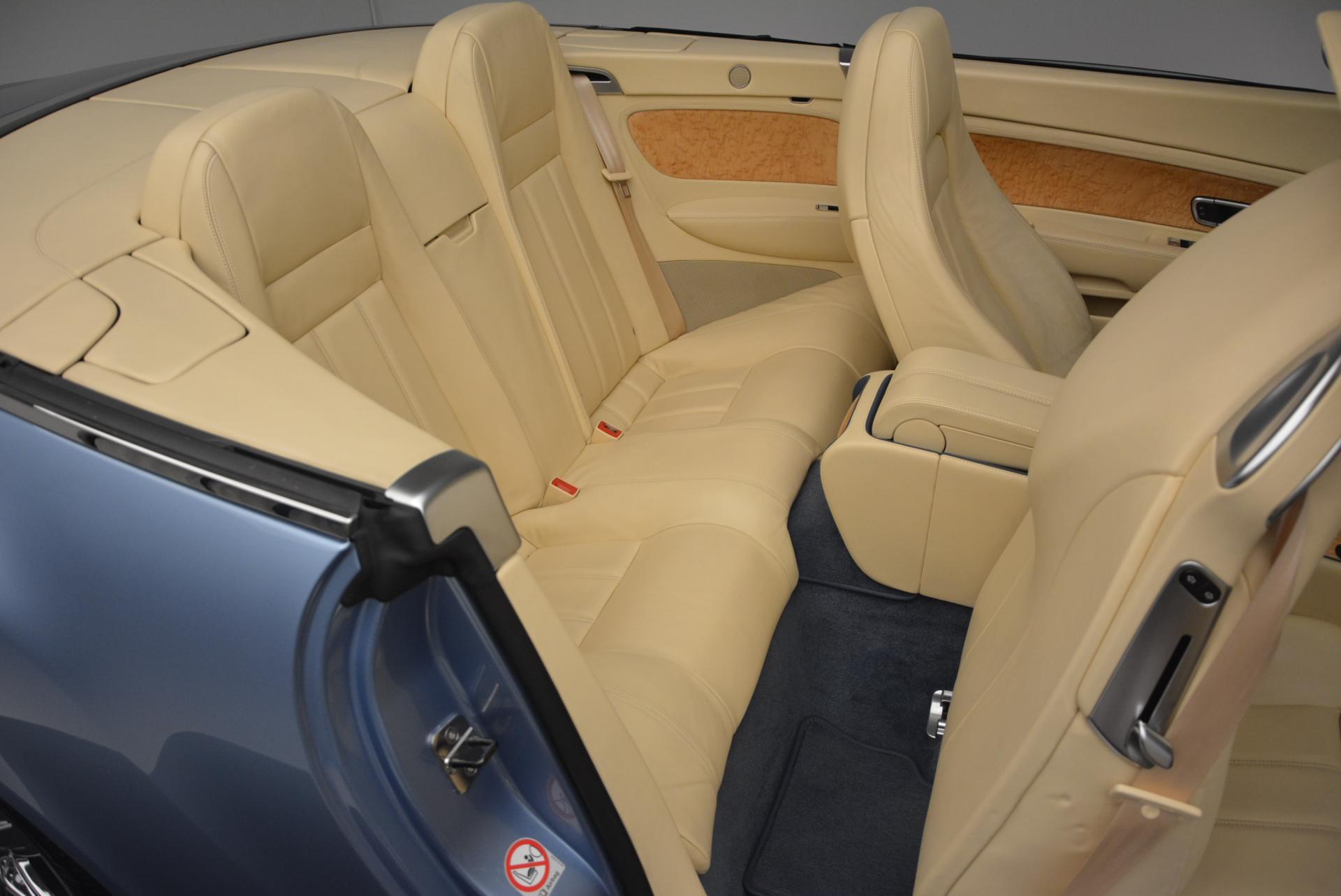 Used 2007 Bentley Continental GTC  For Sale In Westport, CT 495_p49