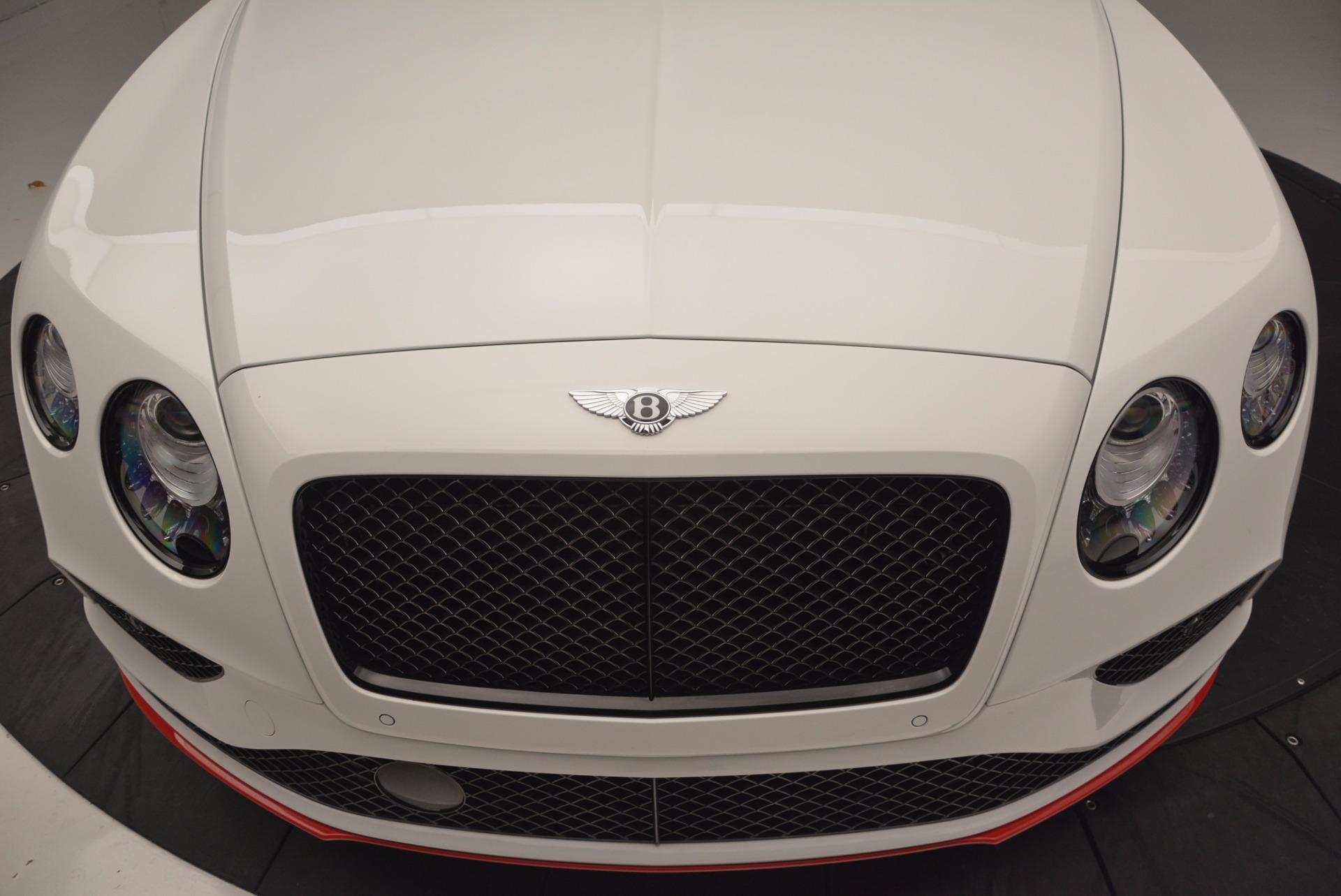 New 2017 Bentley Continental GT Speed For Sale In Westport, CT 497_p24